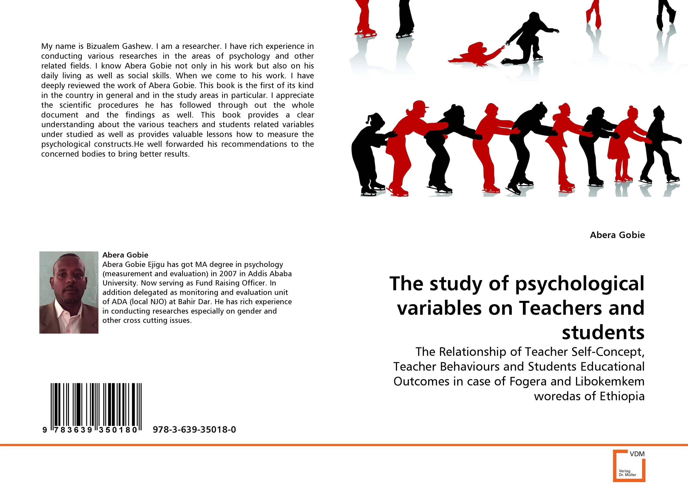The study of psychological variables on Teachers and students the state i am in