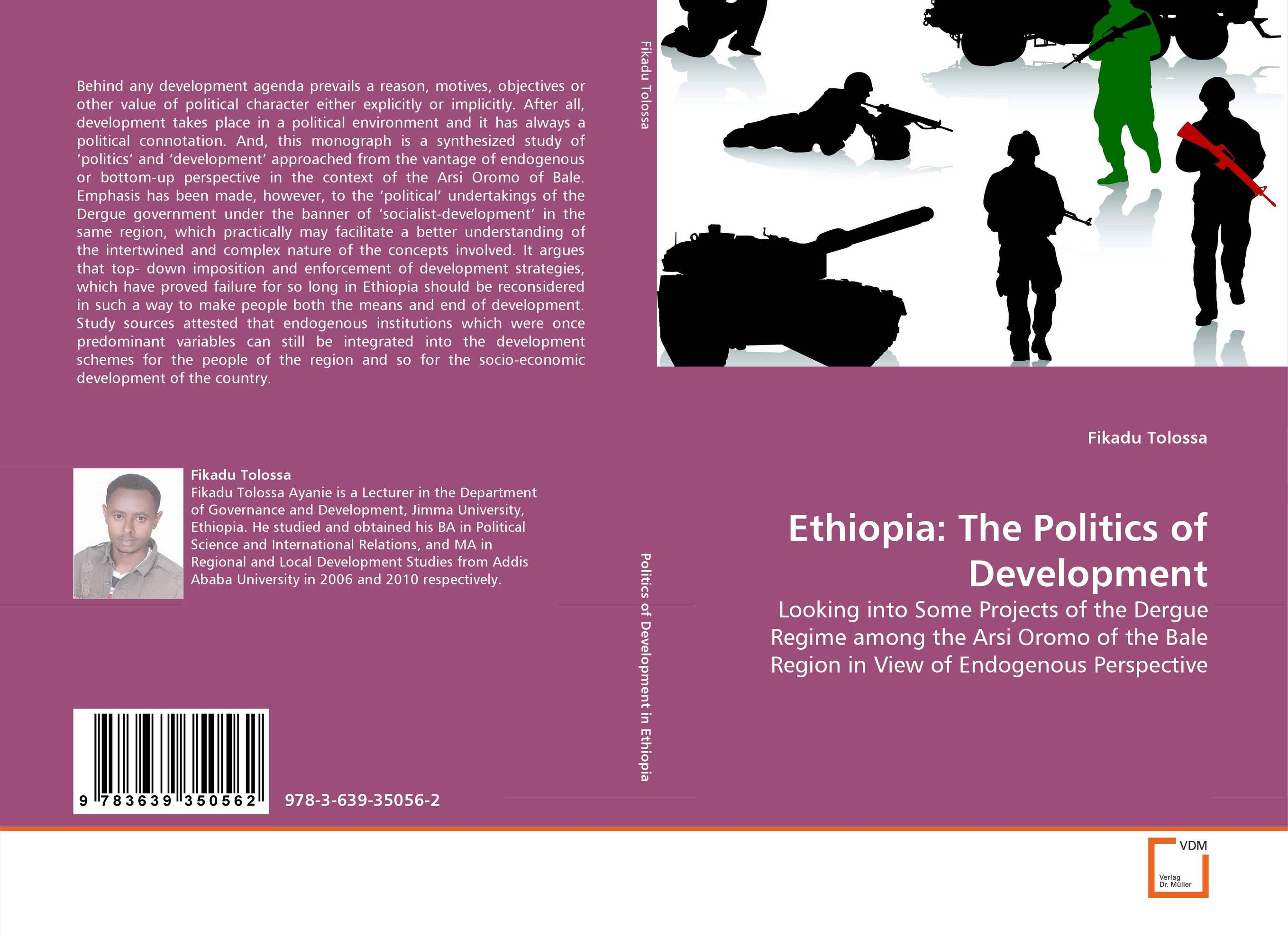 Фото Ethiopia: The Politics of Development business and ethics in a country with political socio economic crisis