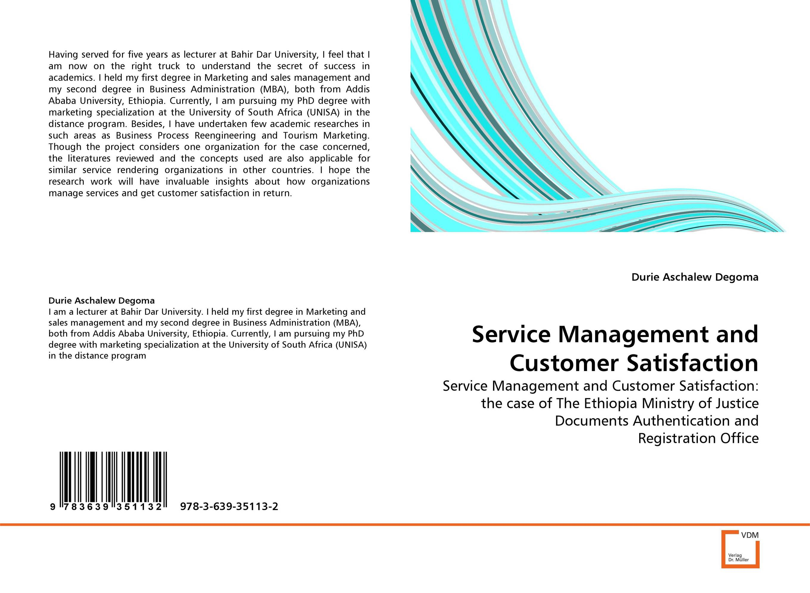 Service Management and Customer Satisfaction