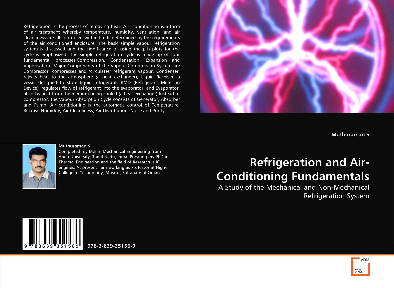 Refrigeration and Air-Conditioning Fundamentals