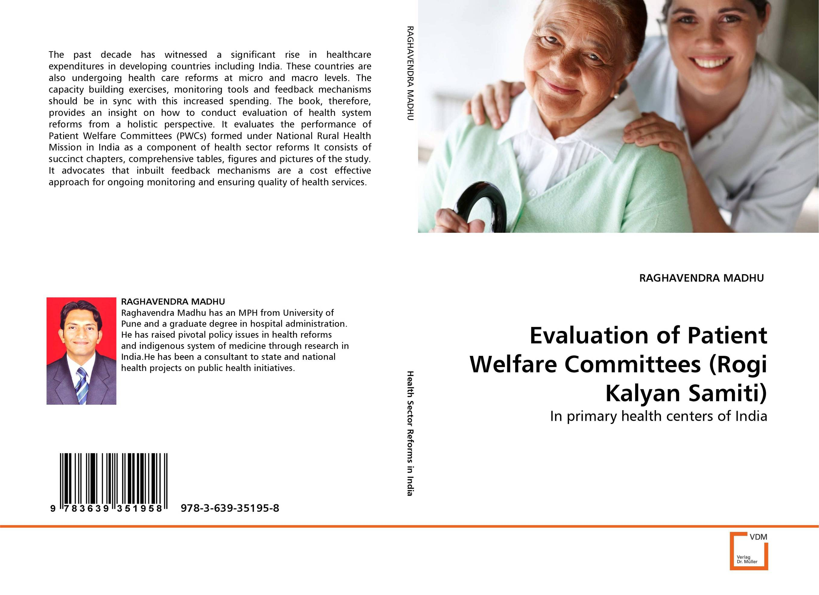 Evaluation of Patient Welfare Committees (Rogi Kalyan Samiti) eu committees