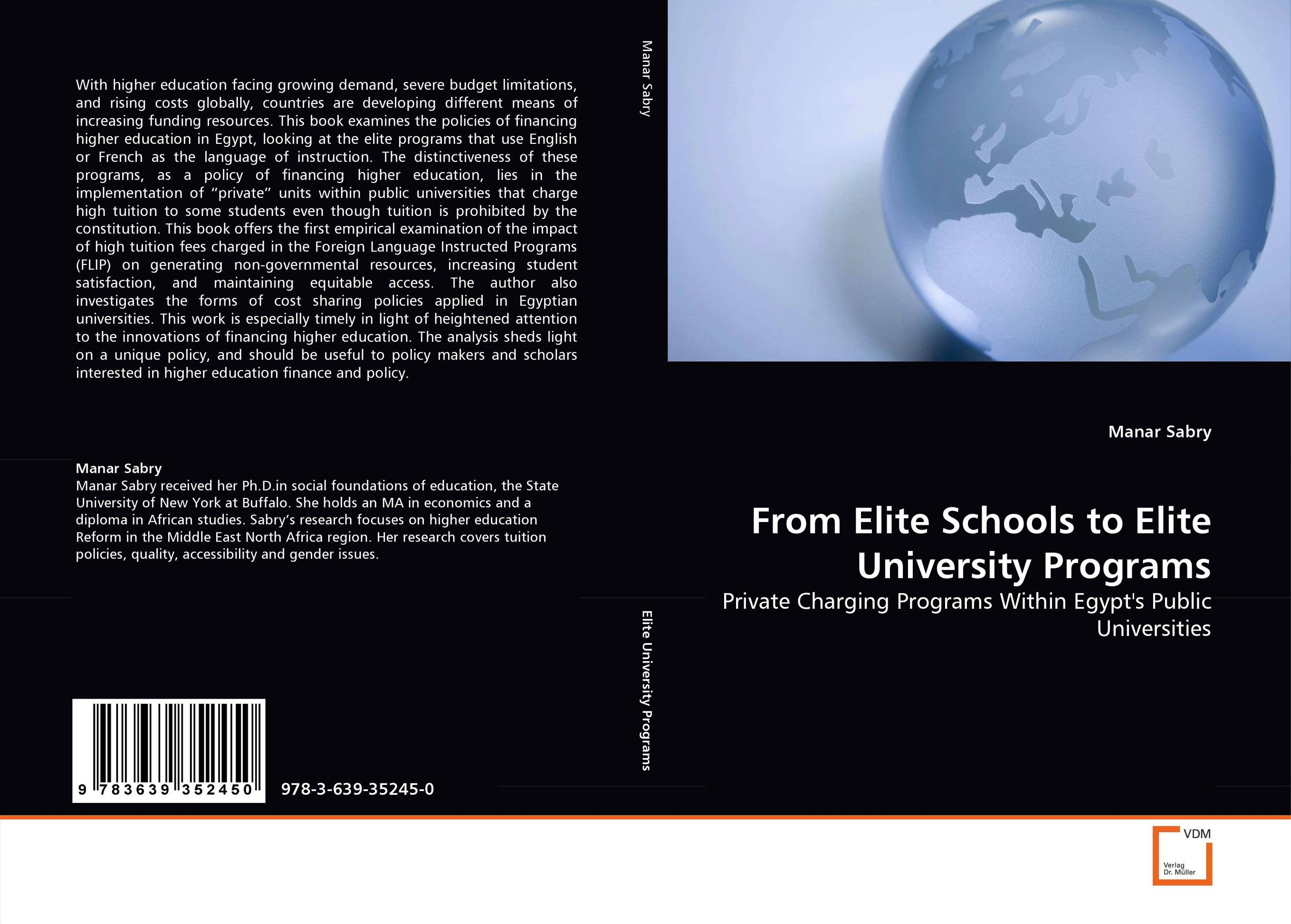 From Elite Schools to Elite University Programs neema nitume financing higher education in tanzania