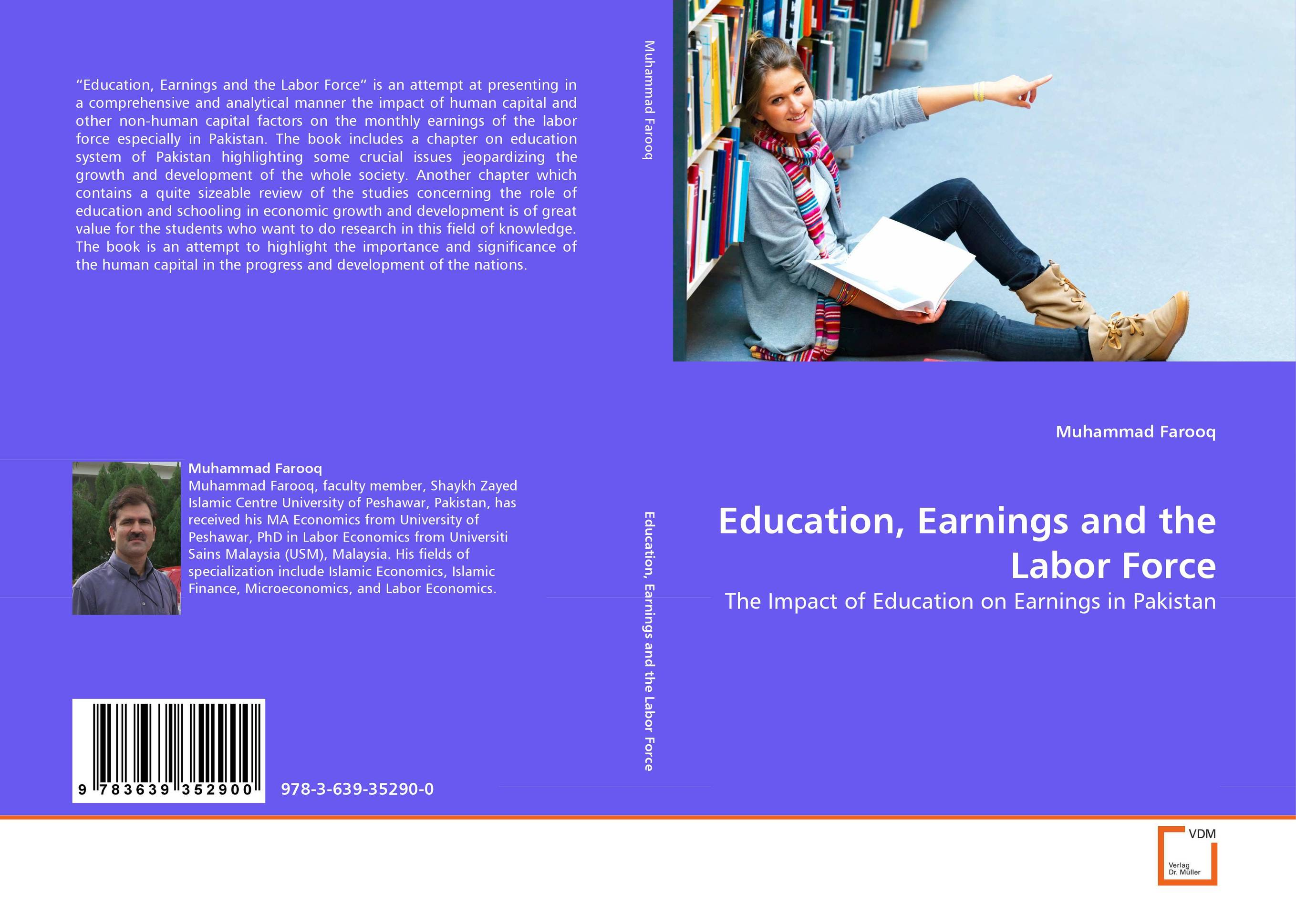 Education, Earnings and the Labor Force structure and dimensions of the egyptian labor force