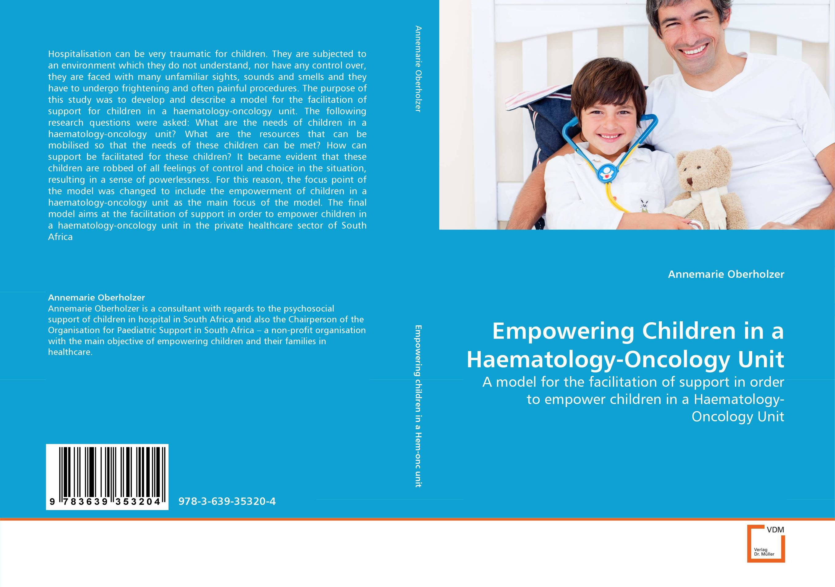 Empowering Children in a Haematology-Oncology Unit brown marvelle haematology nursing