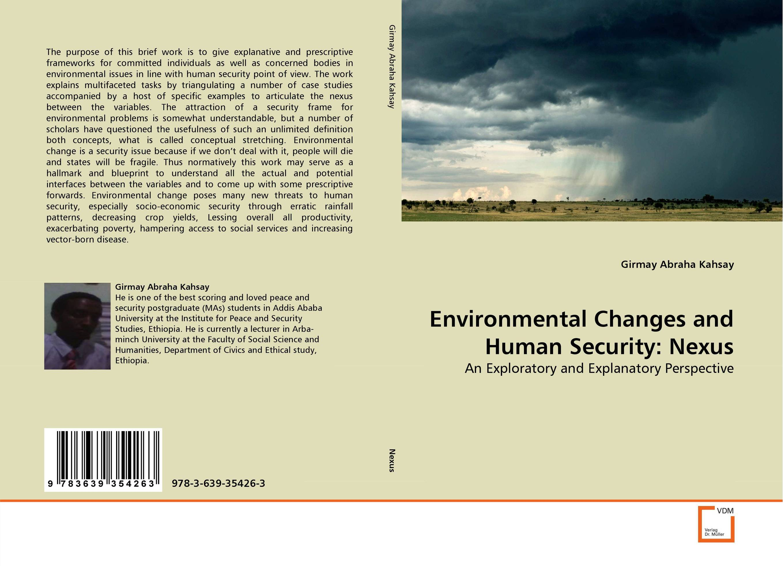 Environmental Changes and Human Security: Nexus министеппер балансировочный sport elit gb 5106 se 5106