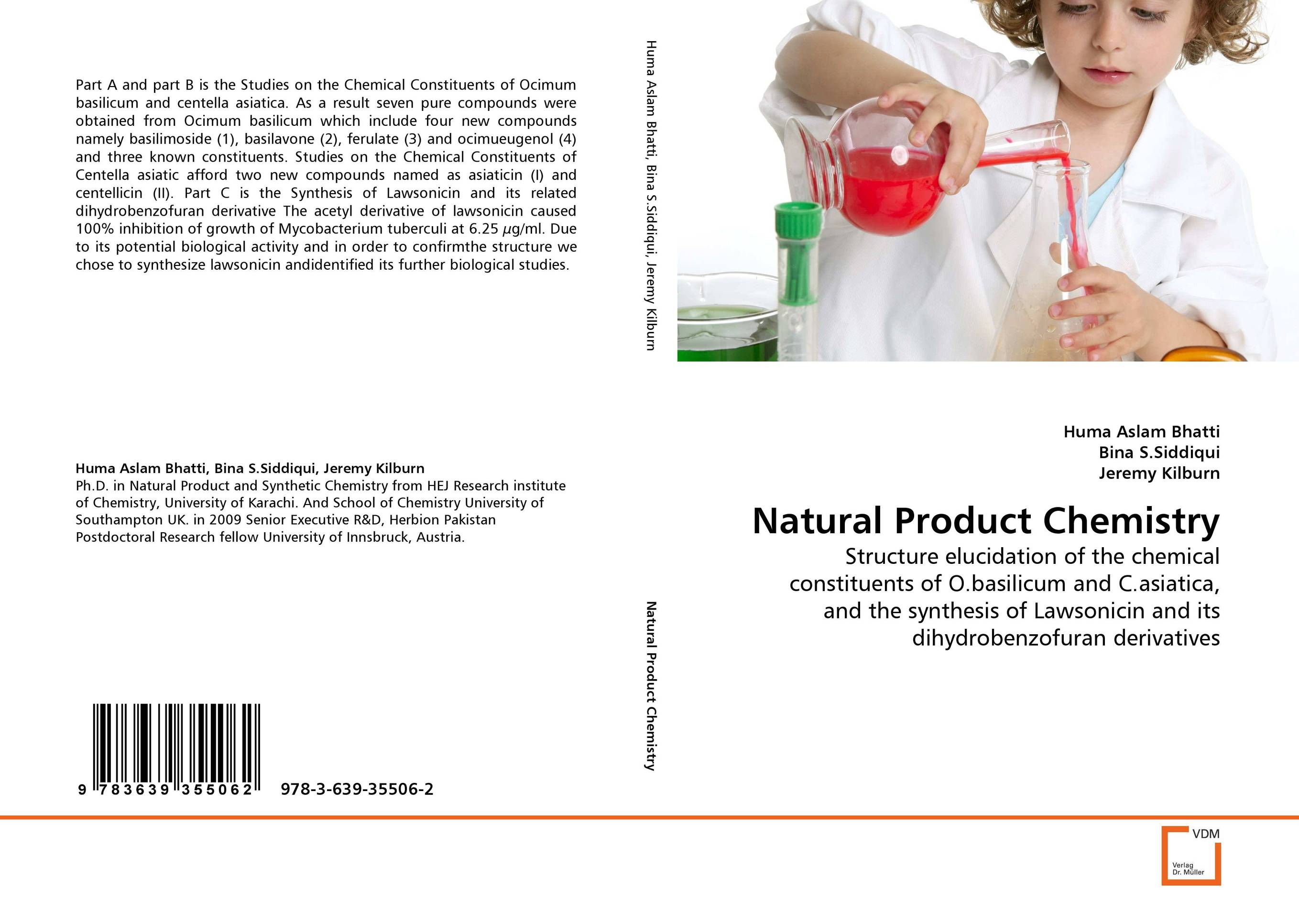 NATURAL PRODUCT CHEMISTRY asiatic