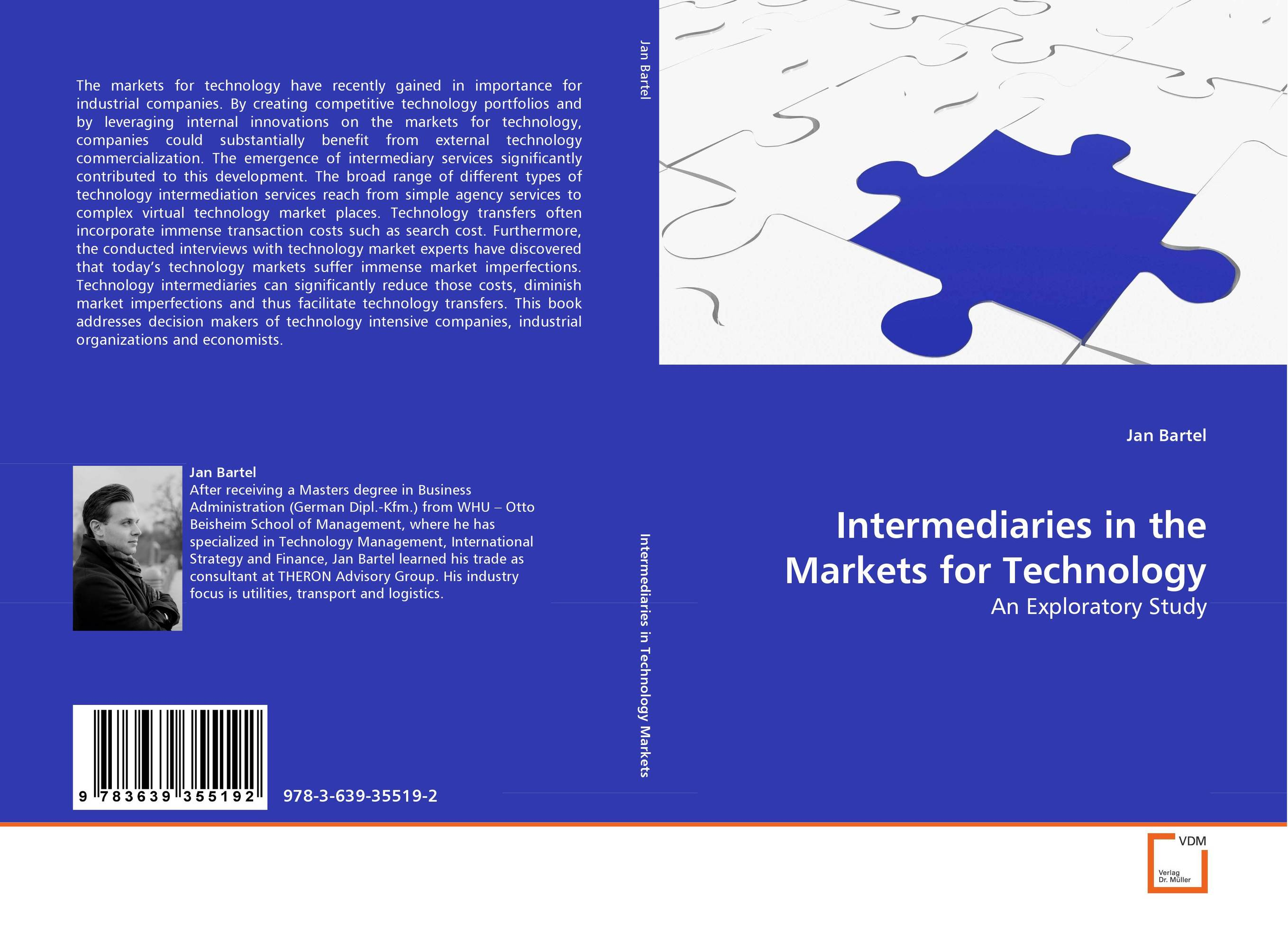 Intermediaries in the Markets for Technology