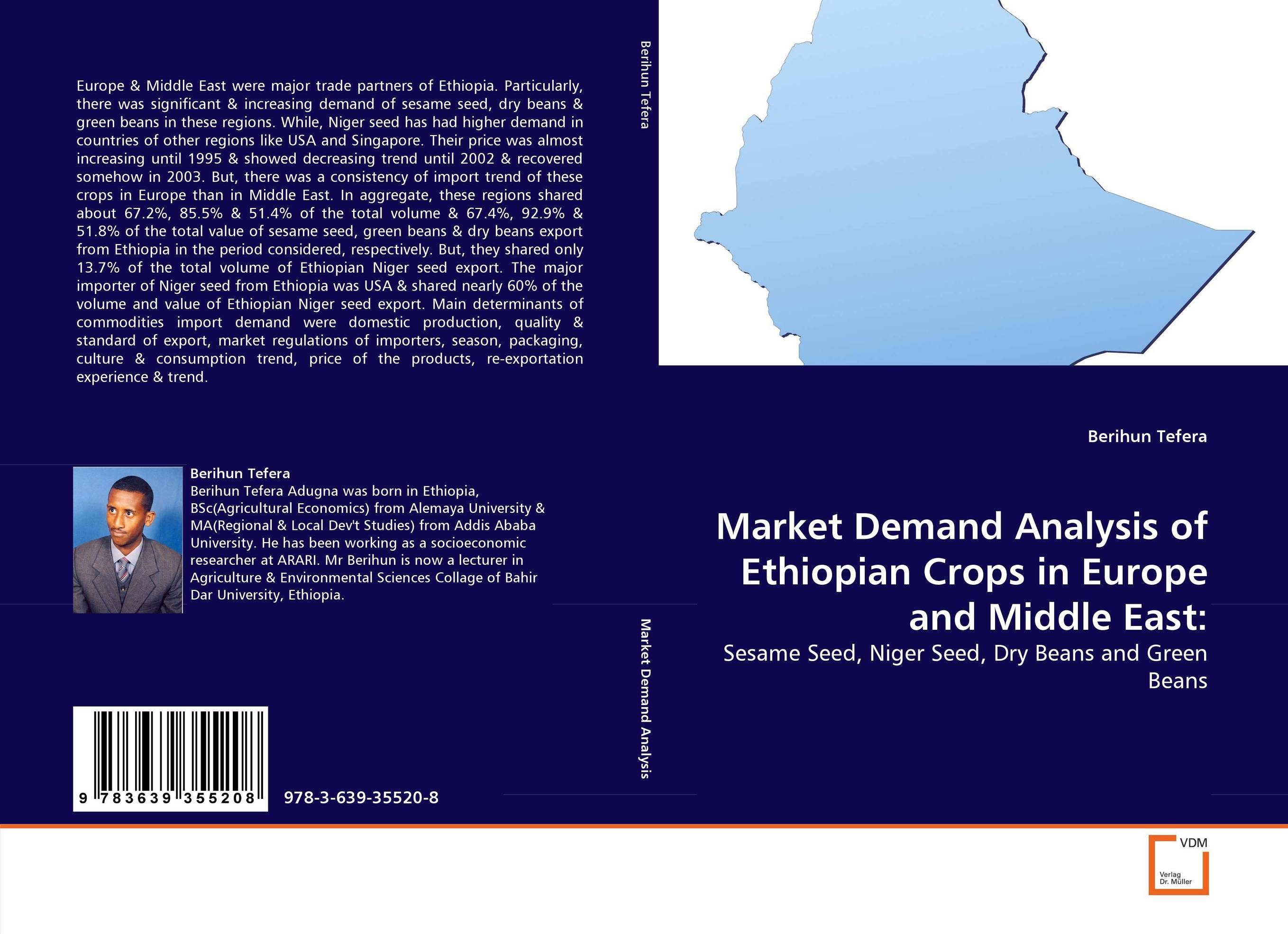 Фото Market Demand Analysis of Ethiopian Crops in Europe and Middle East: cervical cancer in amhara region in ethiopia