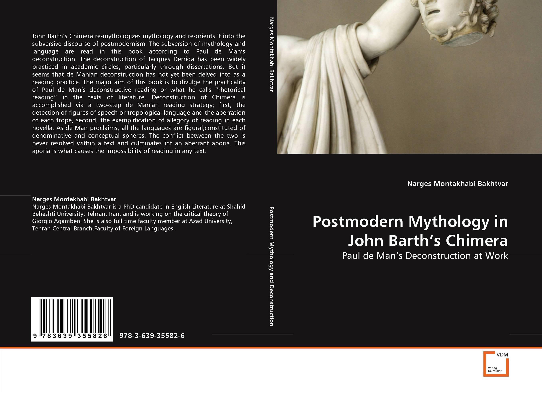 Postmodern Mythology in John Barth''s Chimera edward fry b the reading teacher s book of lists