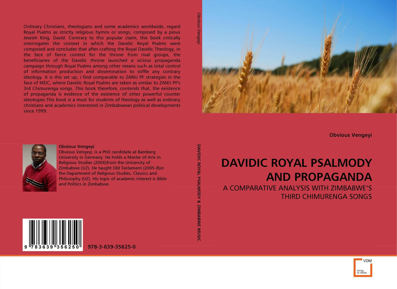 DAVIDIC ROYAL PSALMODY AND PROPAGANDA utopia the art of political propaganda