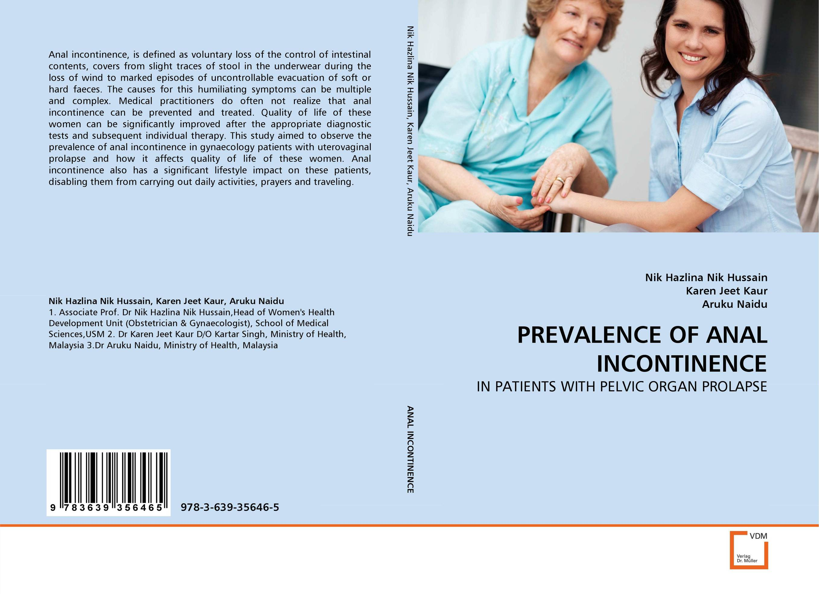 PREVALENCE OF ANAL INCONTINENCE prevalence of intestinal parasitosis among children