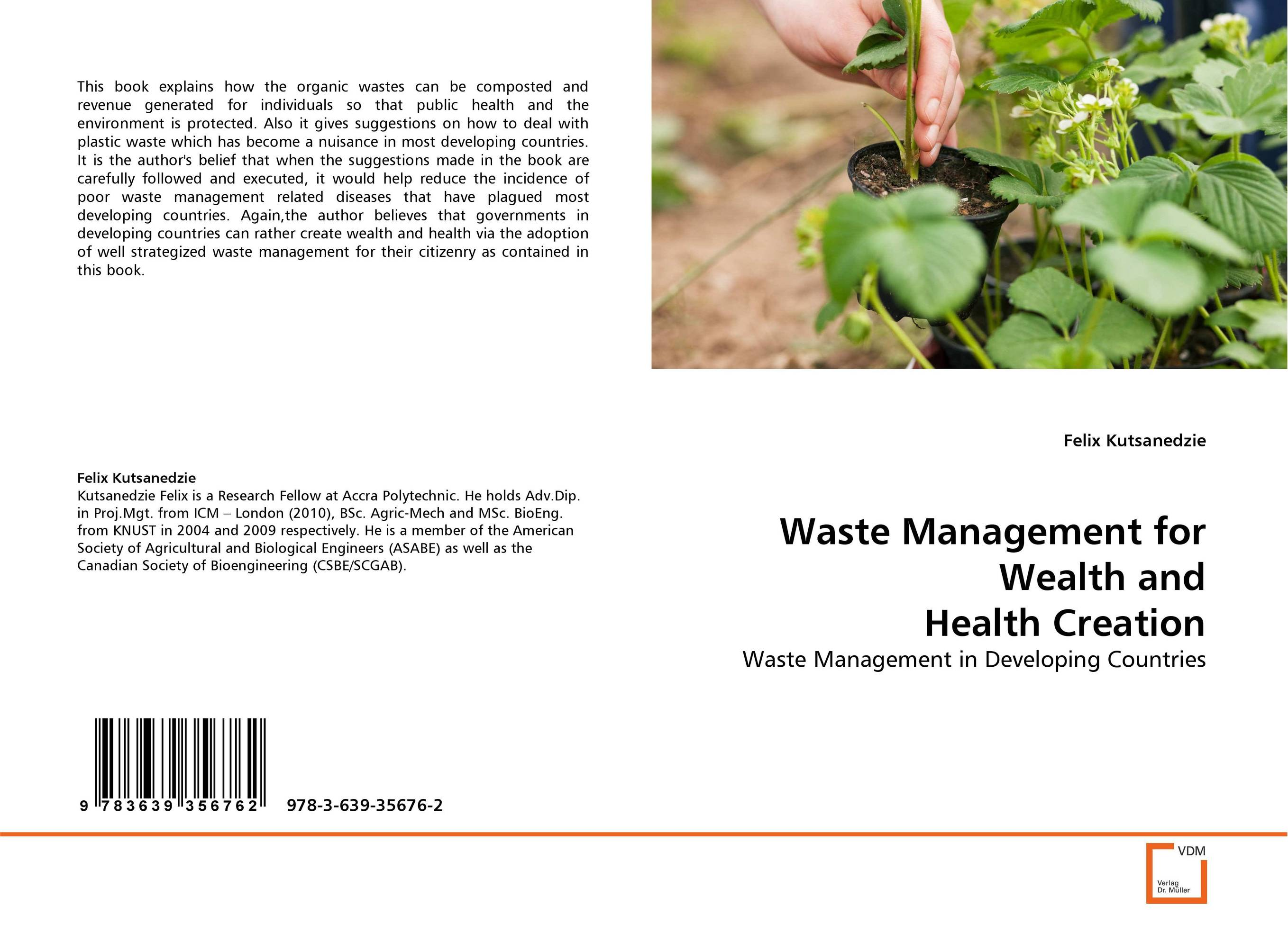 Waste Management for Wealth and Health Creation a decision support tool for library book inventory management