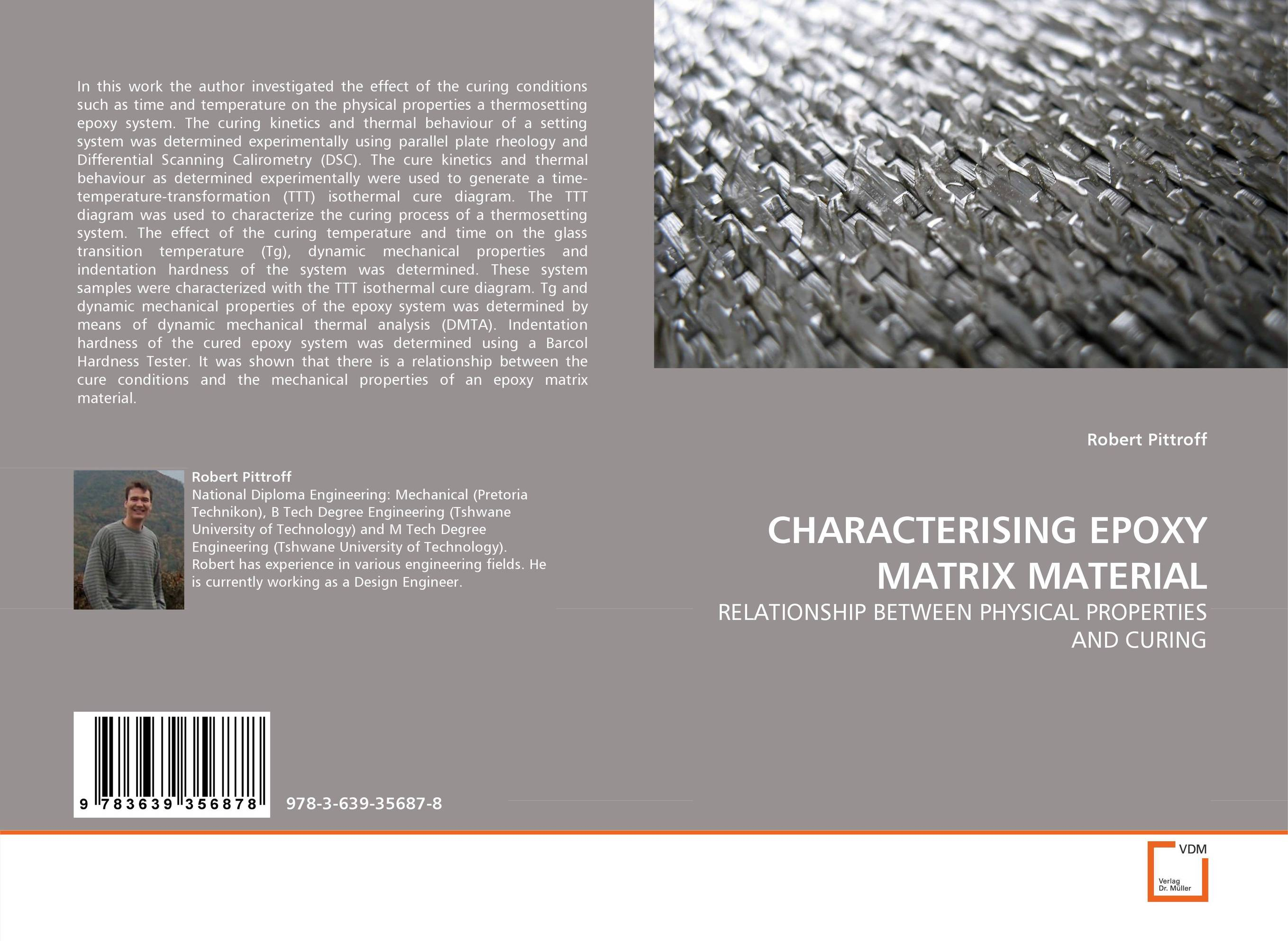 Фото CHARACTERISING EPOXY MATRIX MATERIAL effect of ashes on micro structure and mechanical properties of lm24