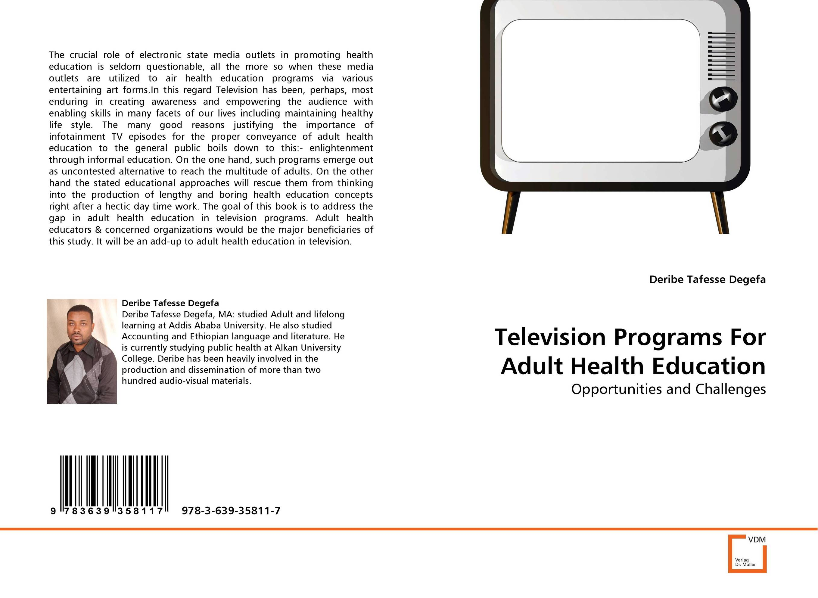 Television Programs For Adult Health Education the health gap