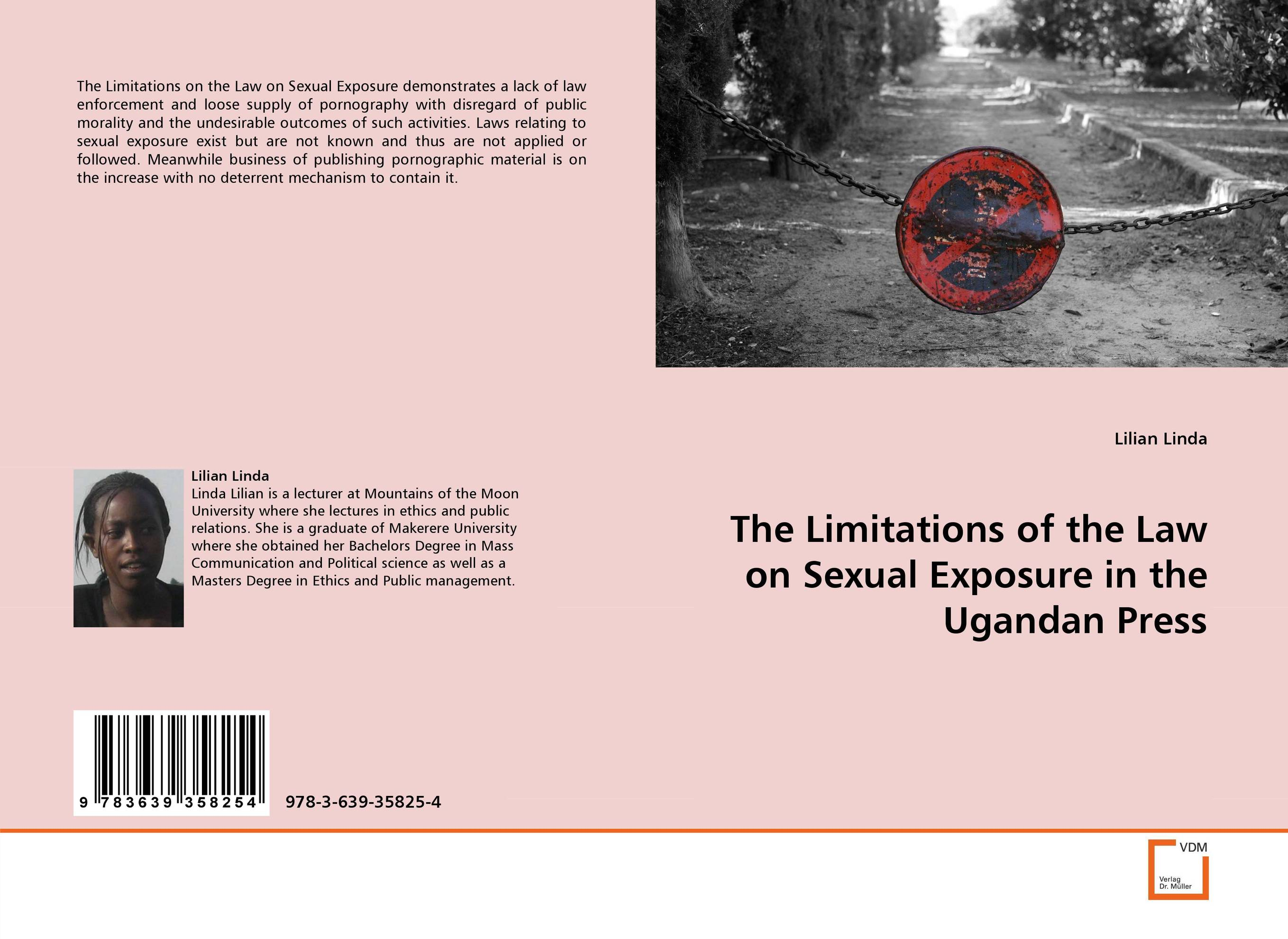 The Limitations of the Law on Sexual Exposure in the Ugandan Press
