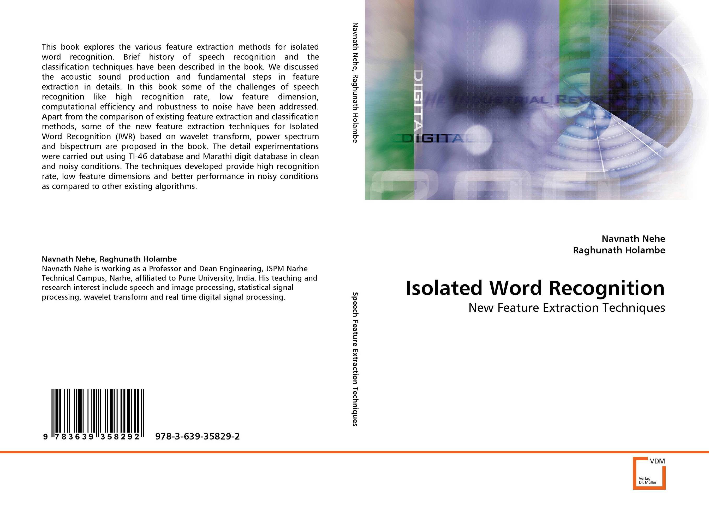 Isolated Word Recognition