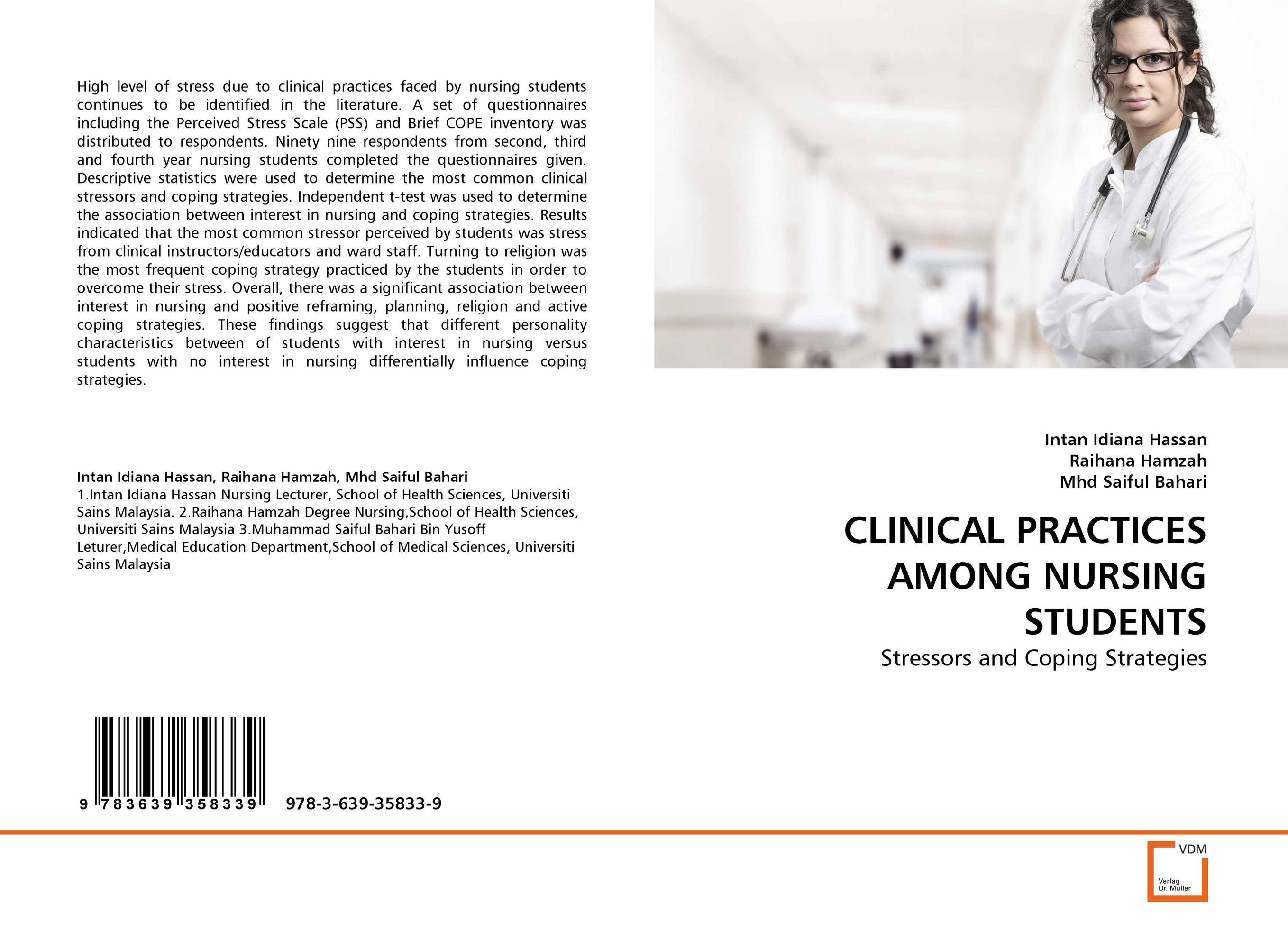 CLINICAL PRACTICES AMONG NURSING STUDENTS mazura bahari and mohd afiq mohd awang anaemia among mlt s students in uitm puncak alam malaysia