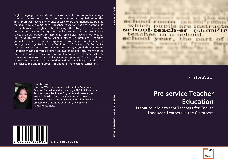 Pre-service Teacher Education