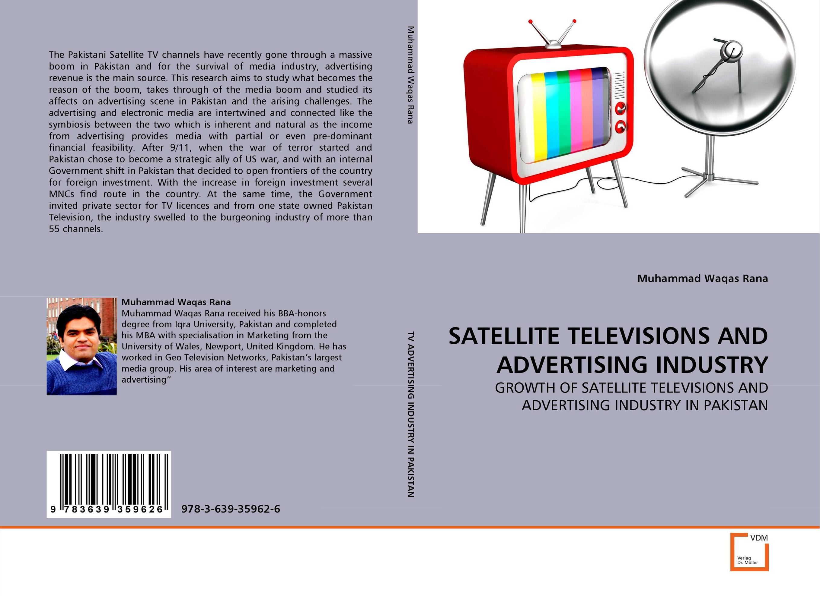 SATELLITE TELEVISIONS AND ADVERTISING INDUSTRY foreign aid and social sector of pakistan