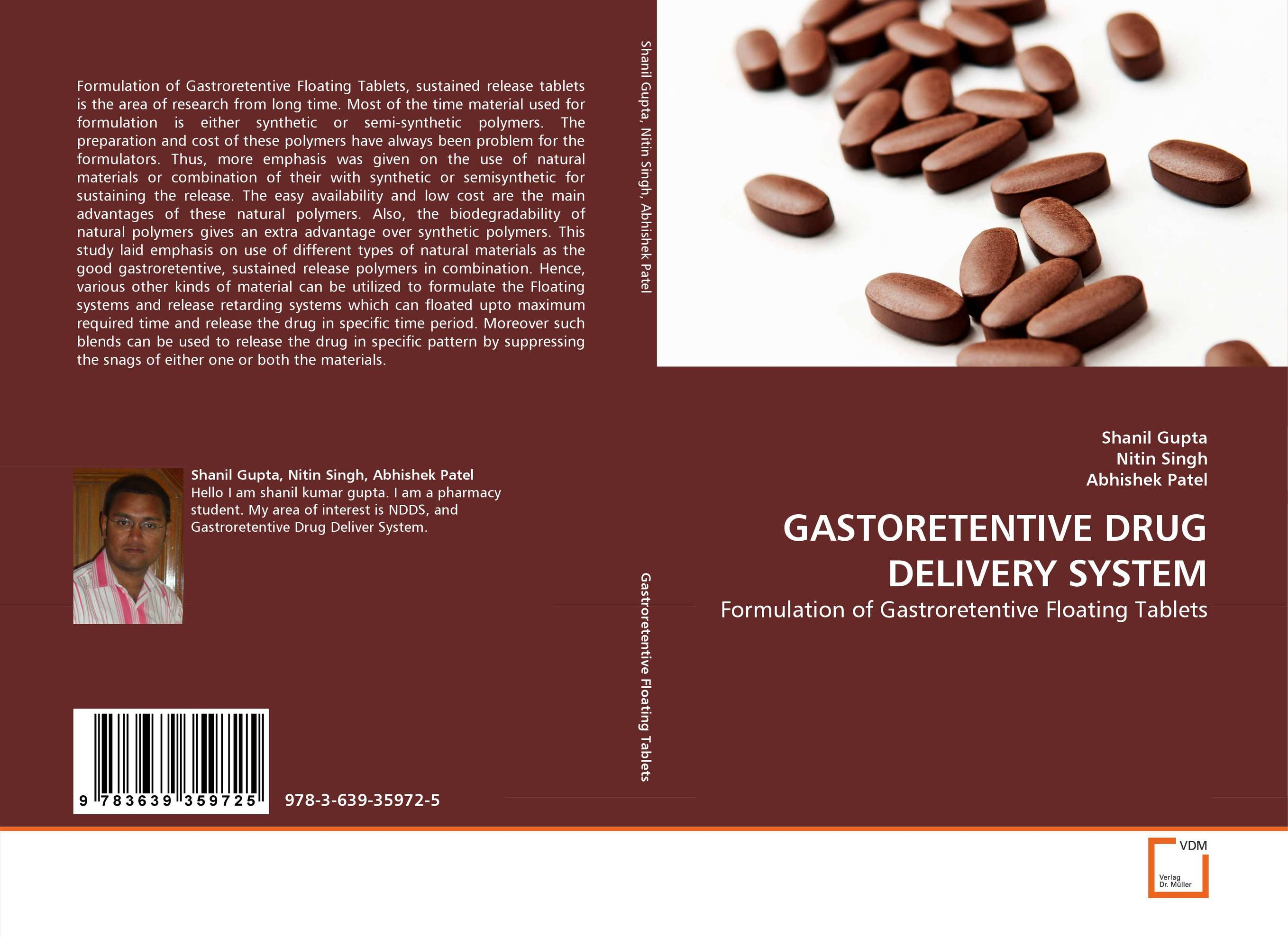 GASTORETENTIVE DRUG DELIVERY SYSTEM ковер kamalak tekstil овальный 60 x 110 см ук 0389