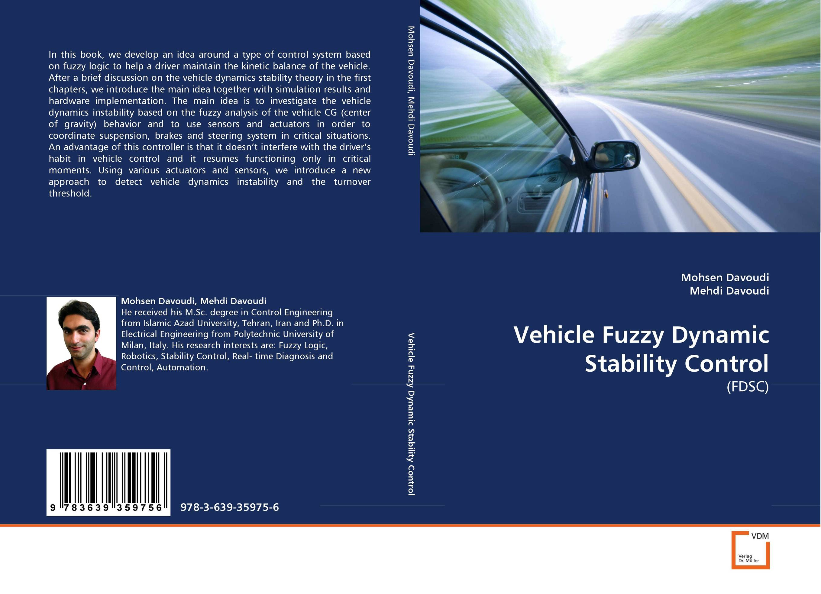 Vehicle Fuzzy Dynamic Stability Control michael milimu implementation of hazard analysis critical control