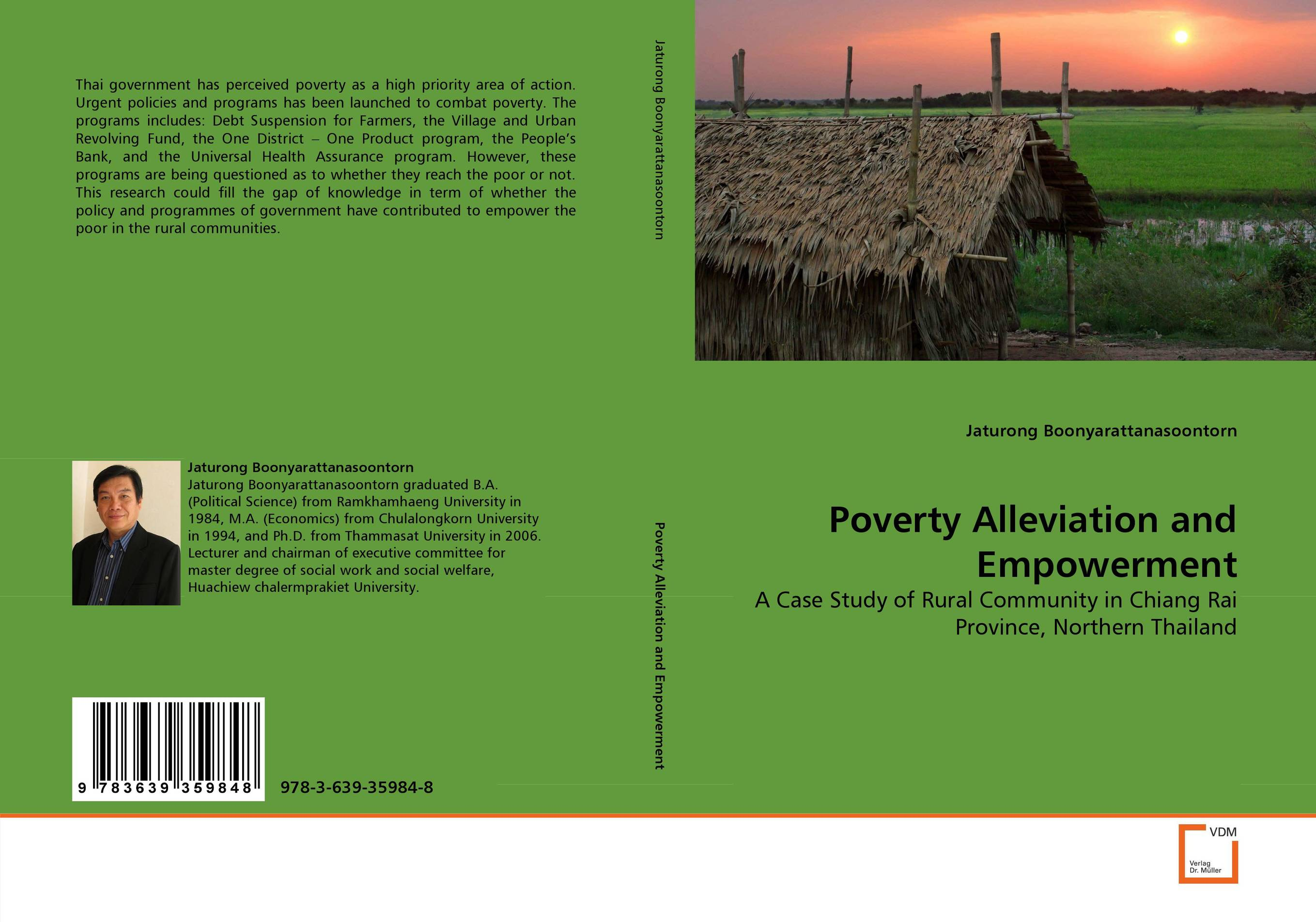 Poverty Alleviation and Empowerment the health gap