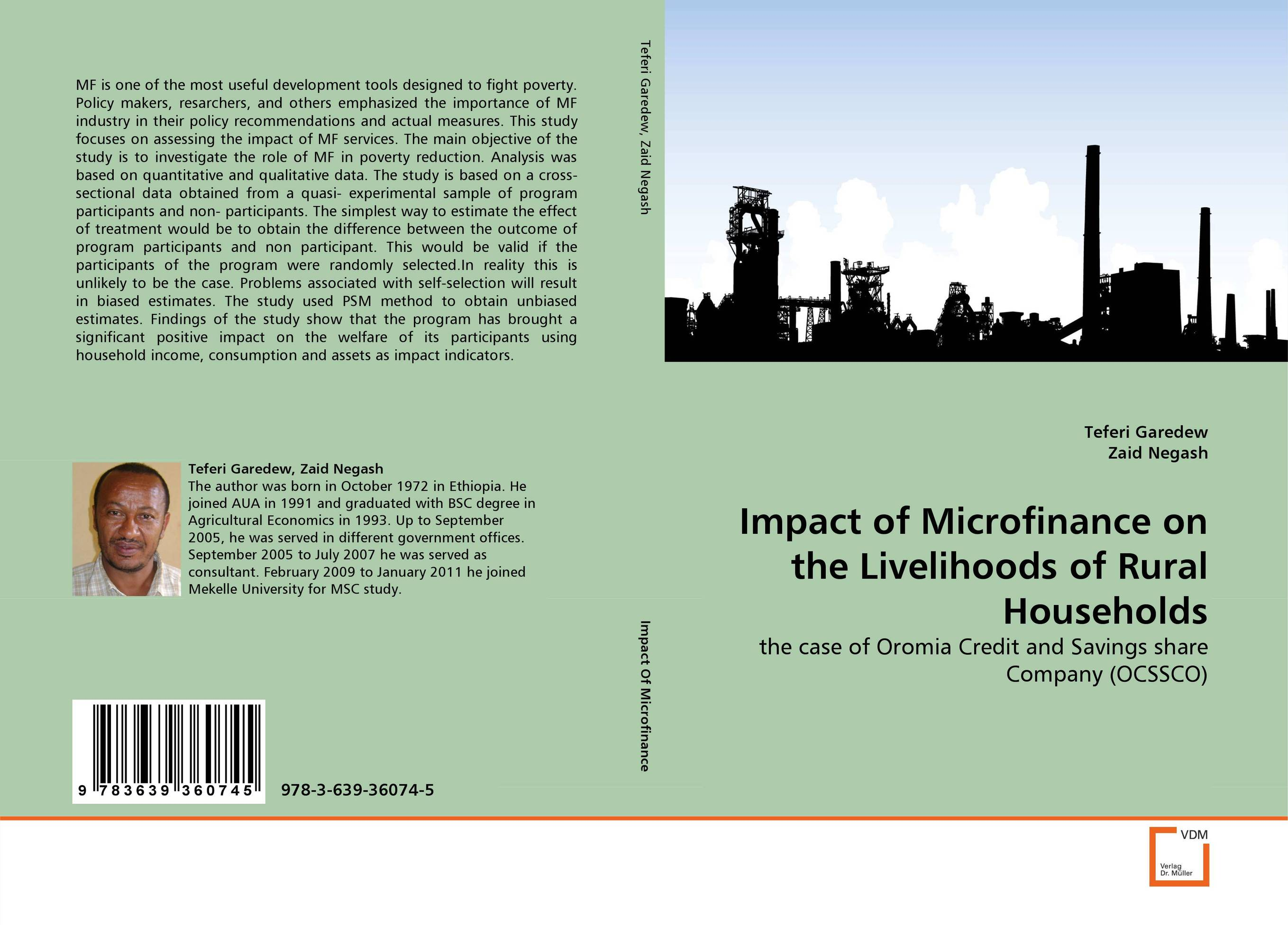 Impact of Microfinance on the Livelihoods of Rural Households impact of asset transfer program on landholdings health and income
