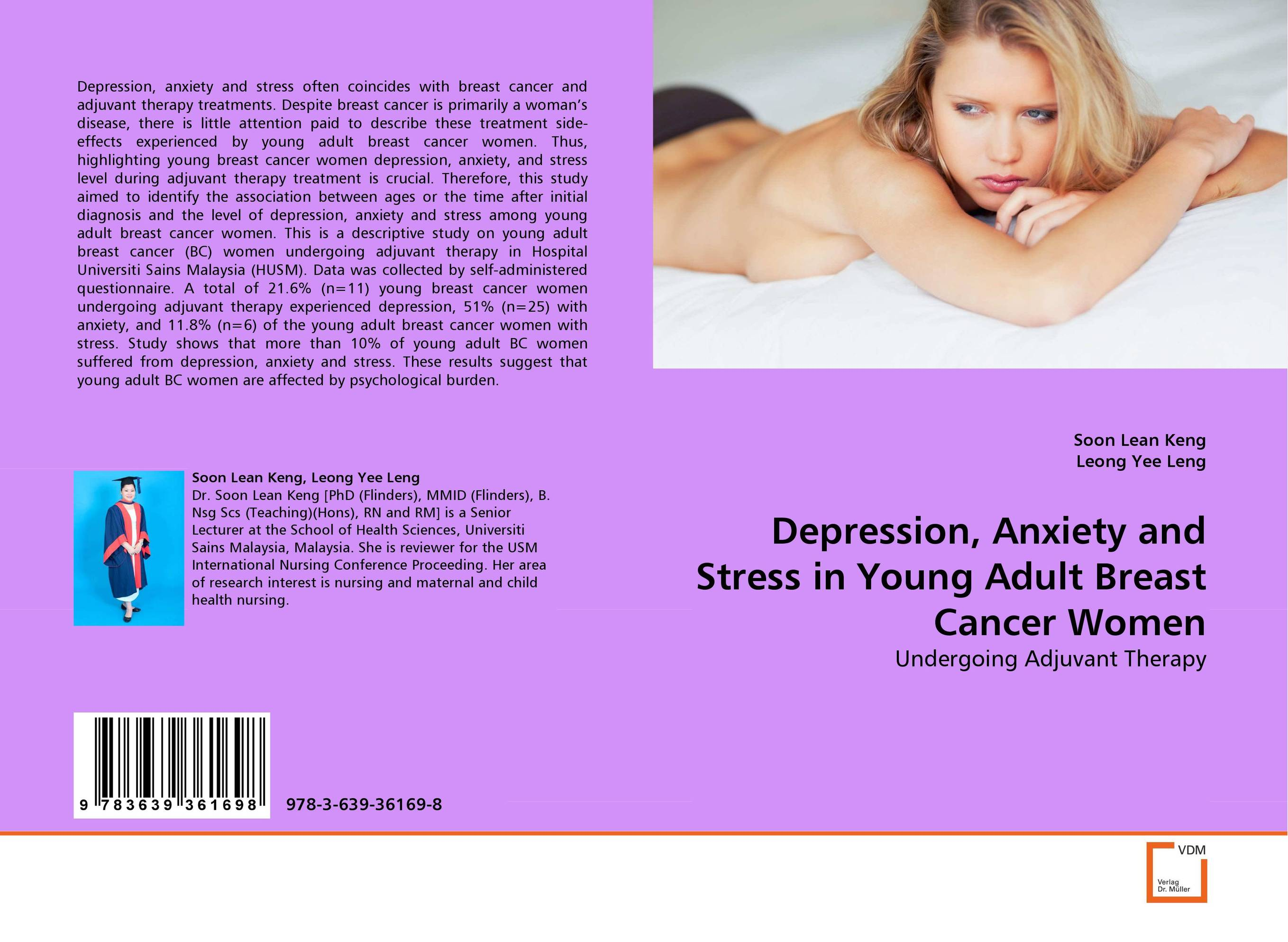 Depression, Anxiety and Stress in Young Adult Breast Cancer Women breast cancer self exam device with the physical method and high accuracy