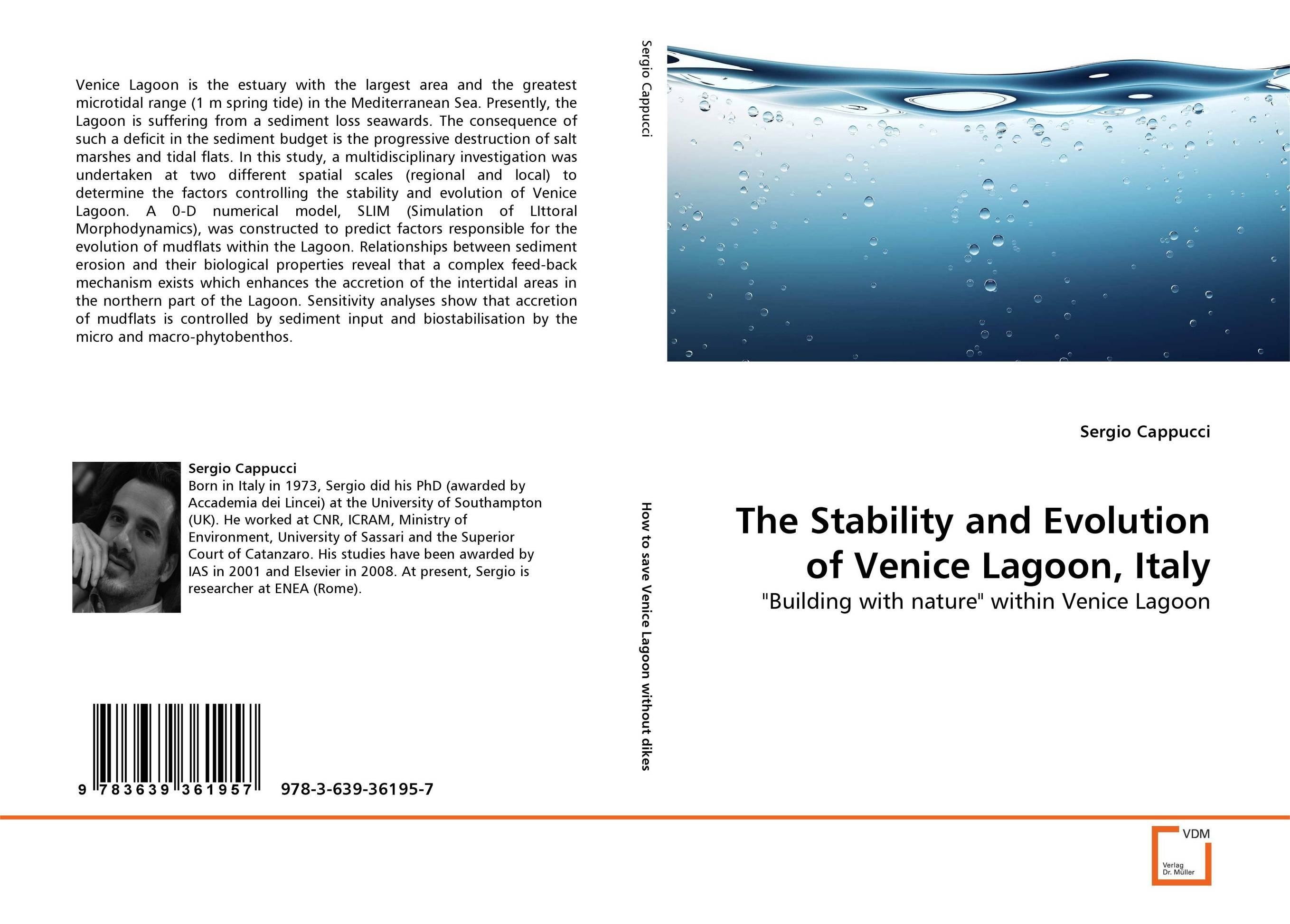 The Stability and Evolution of Venice Lagoon, Italy nutrient dynamics in a pristine subtropical lagoon estuarine system