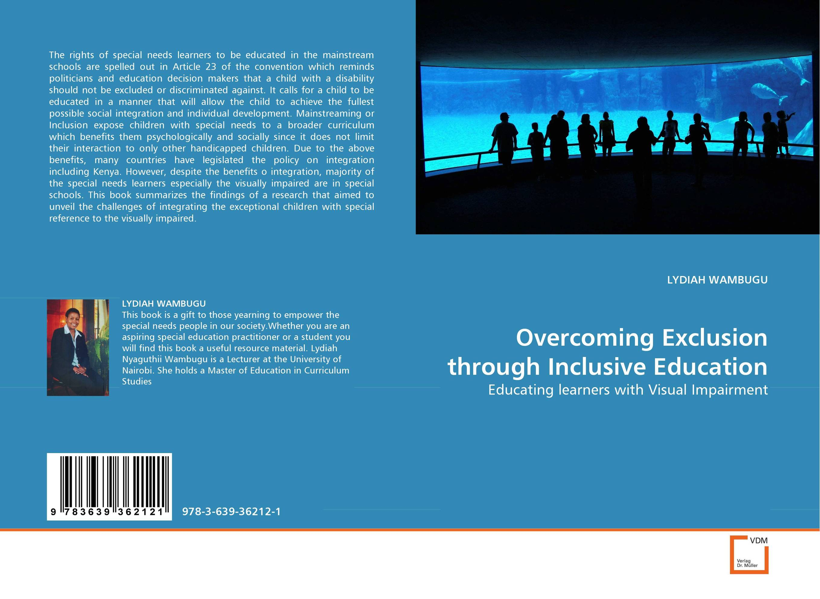 Overcoming Exclusion through Inclusive Education hafiz ghulam abbas special persons needs special rights