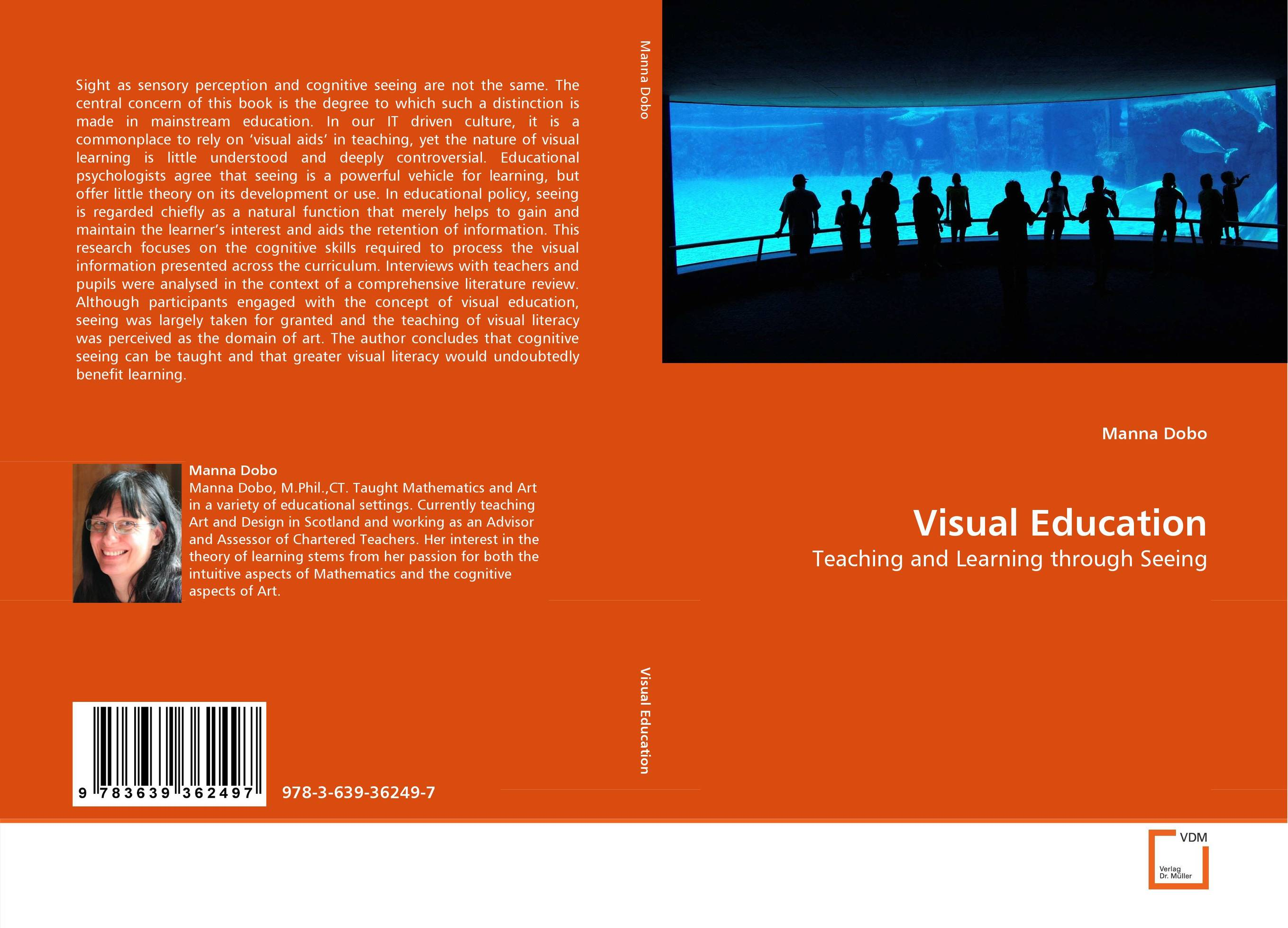 Visual Education seeing red