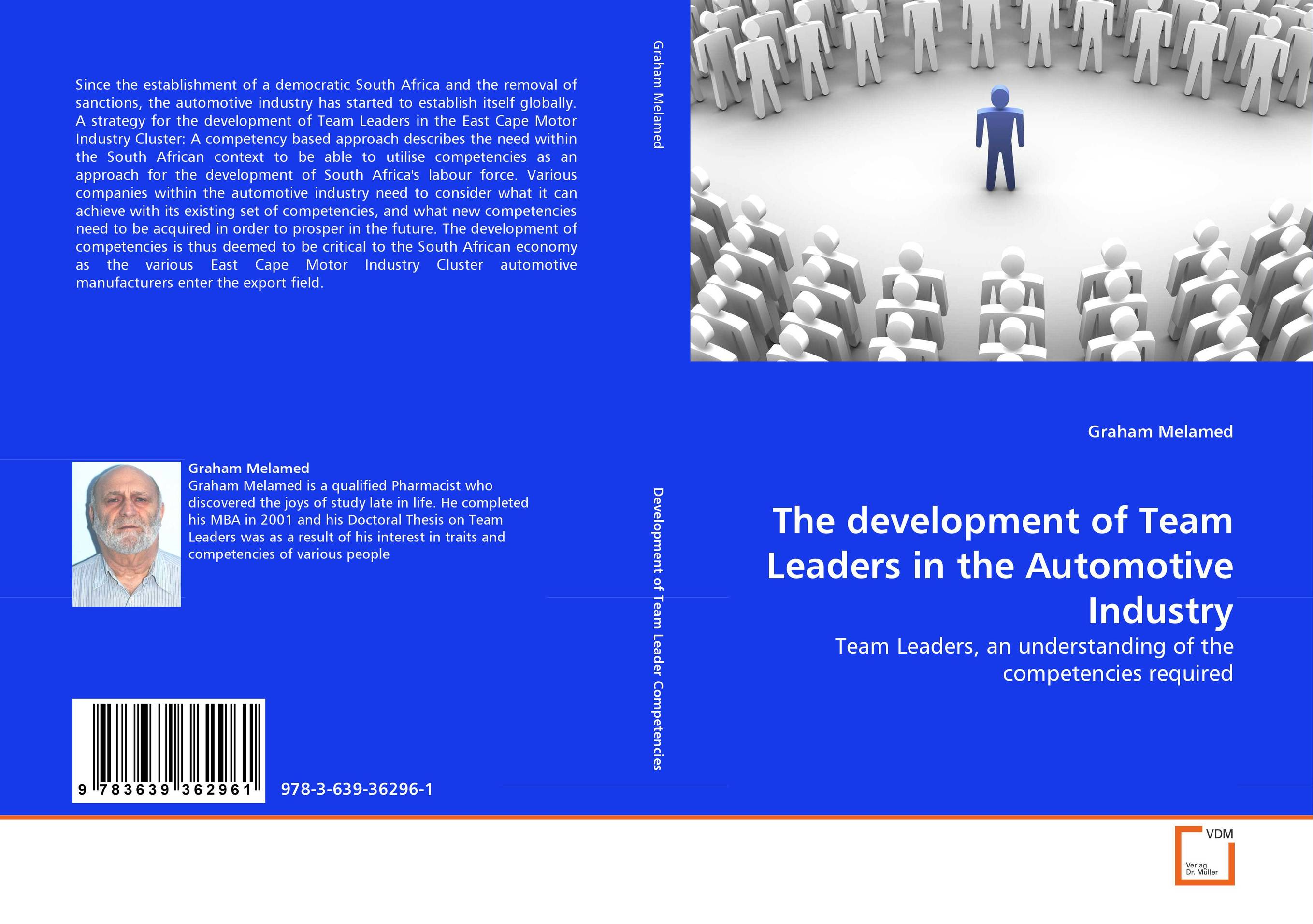 The development of Team Leaders in the Automotive Industry