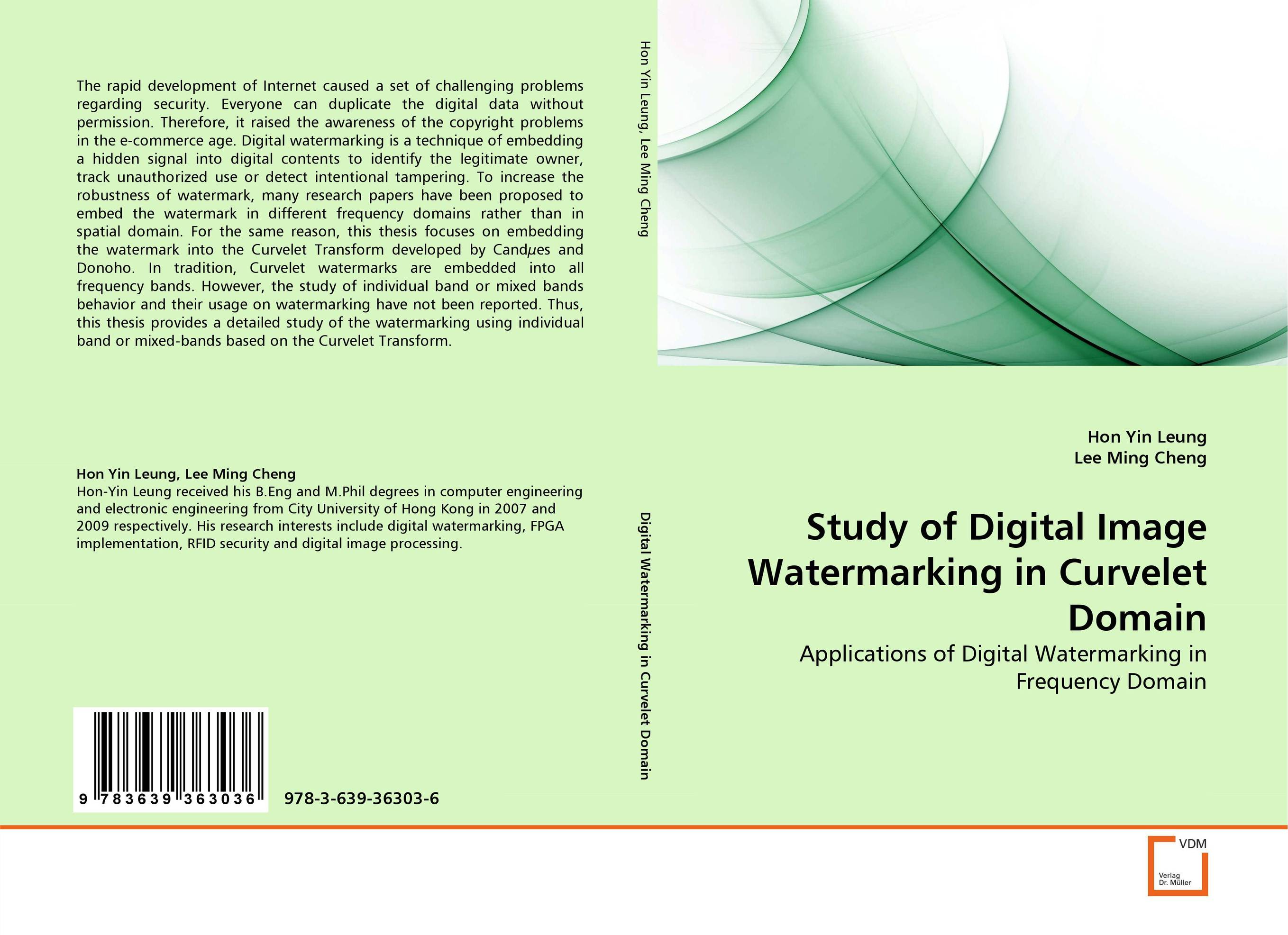Study of Digital Image Watermarking in Curvelet Domain key based text watermarking of e text documents using z axis