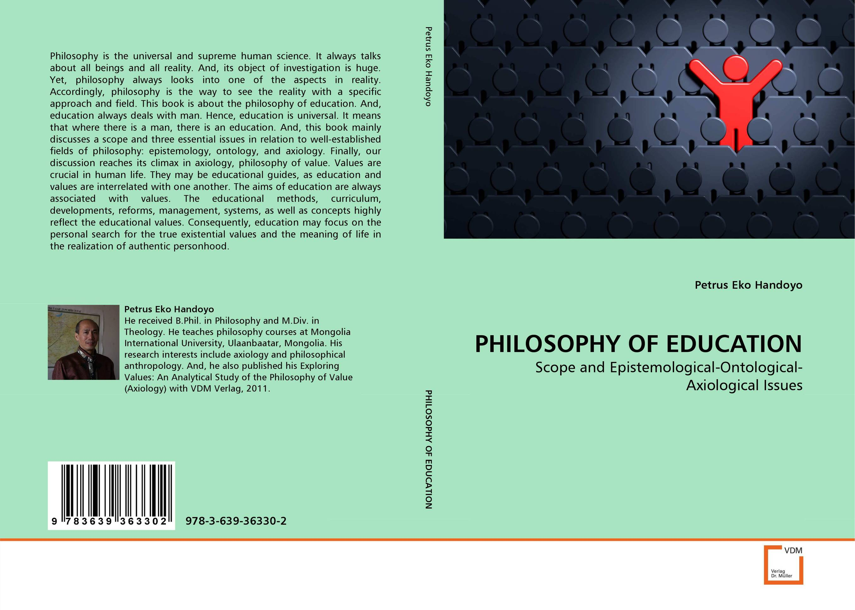 PHILOSOPHY OF EDUCATION gabriela pohoata romanian educational models in philosophy