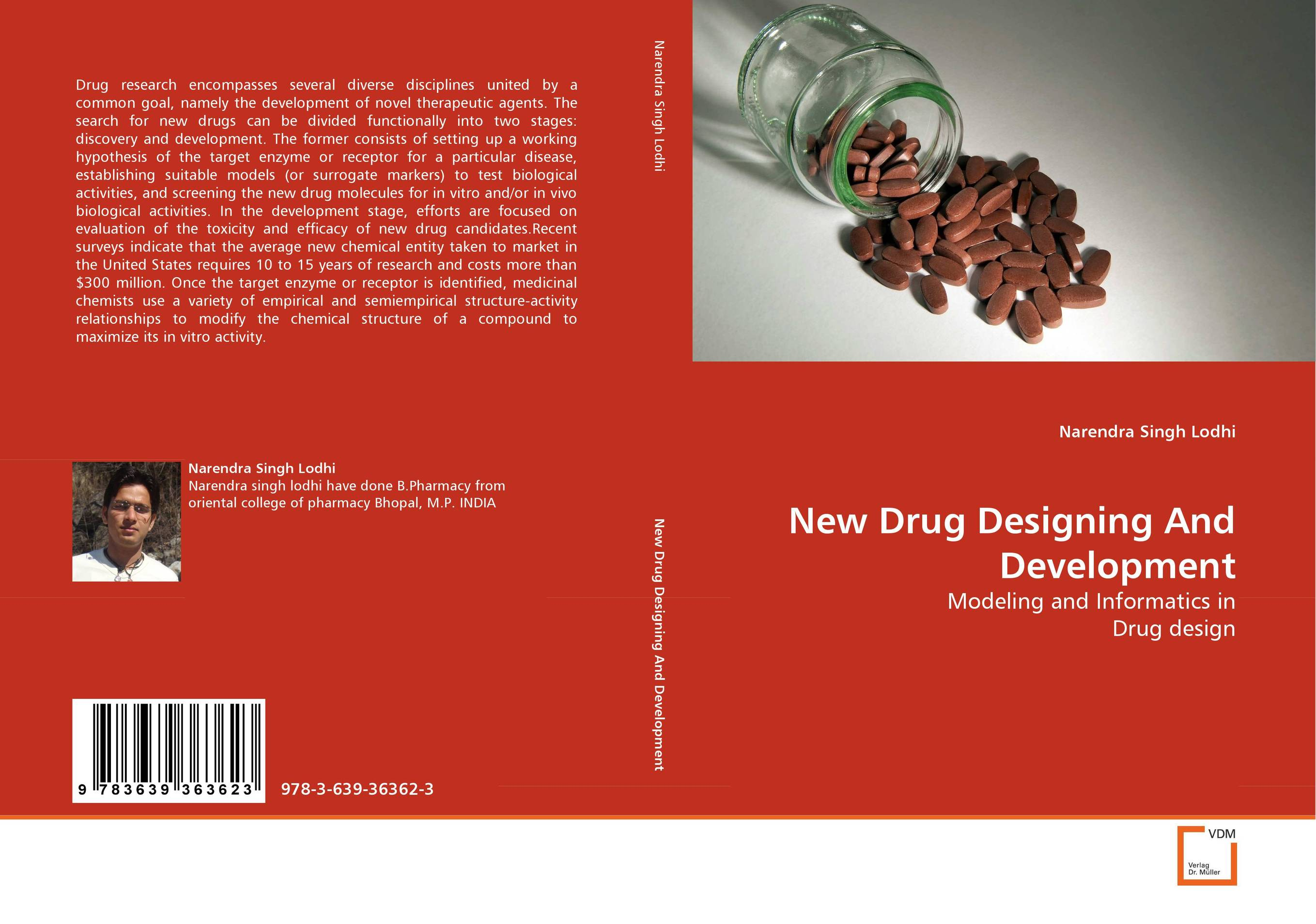 New Drug Designing And Development drug discovery and design