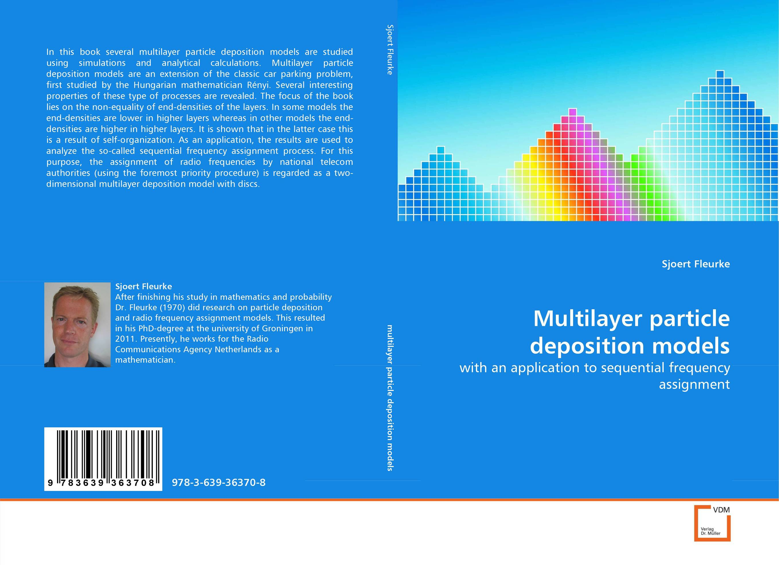Multilayer particle deposition models