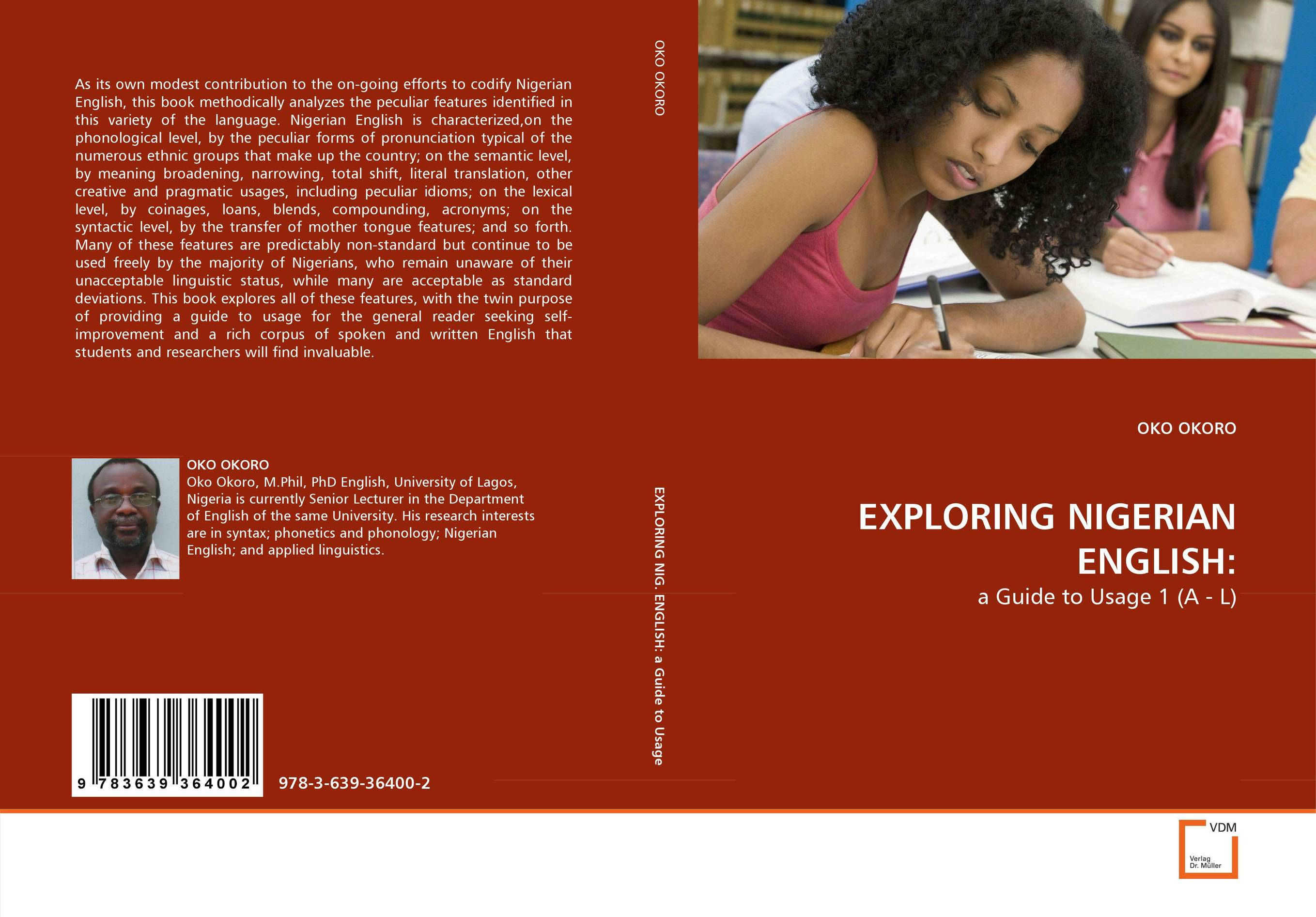 EXPLORING NIGERIAN ENGLISH: ghanaian and nigerian english some comparative phonological features