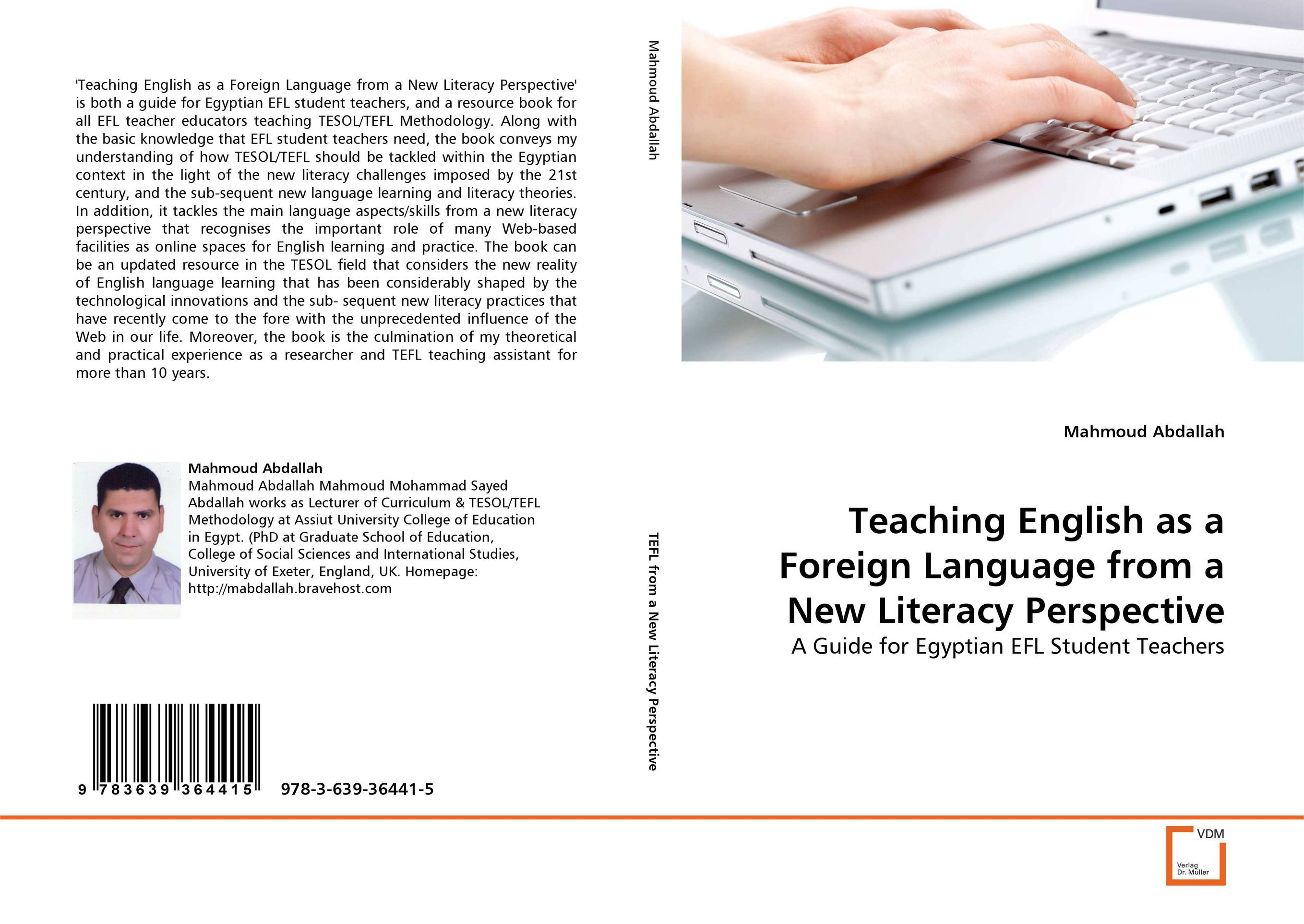 Teaching English as a Foreign Language from a New Literacy Perspective csp as a coordination language