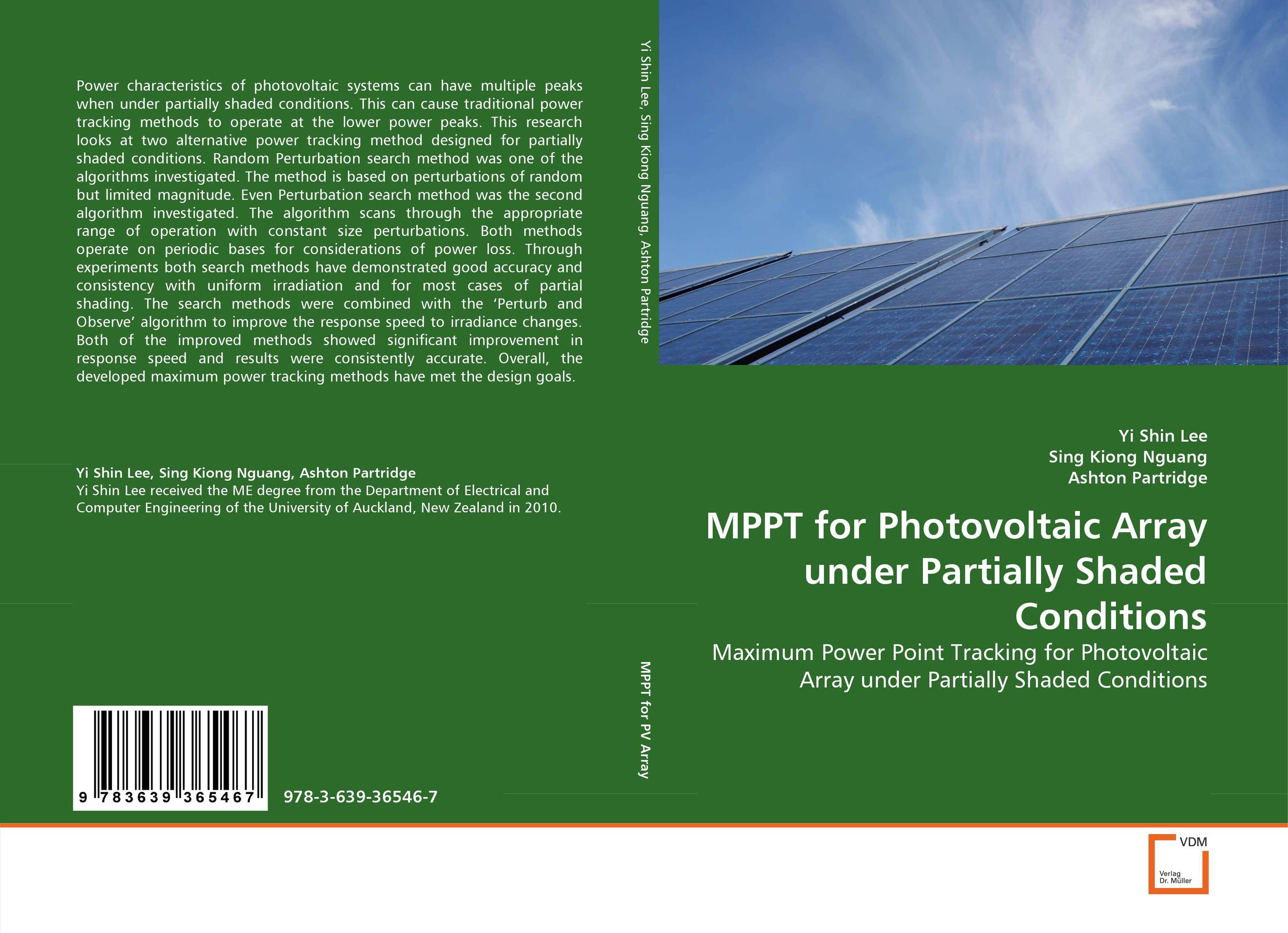 MPPT for Photovoltaic Array under Partially Shaded Conditions hcpr multiplied with tfidf for effective search method