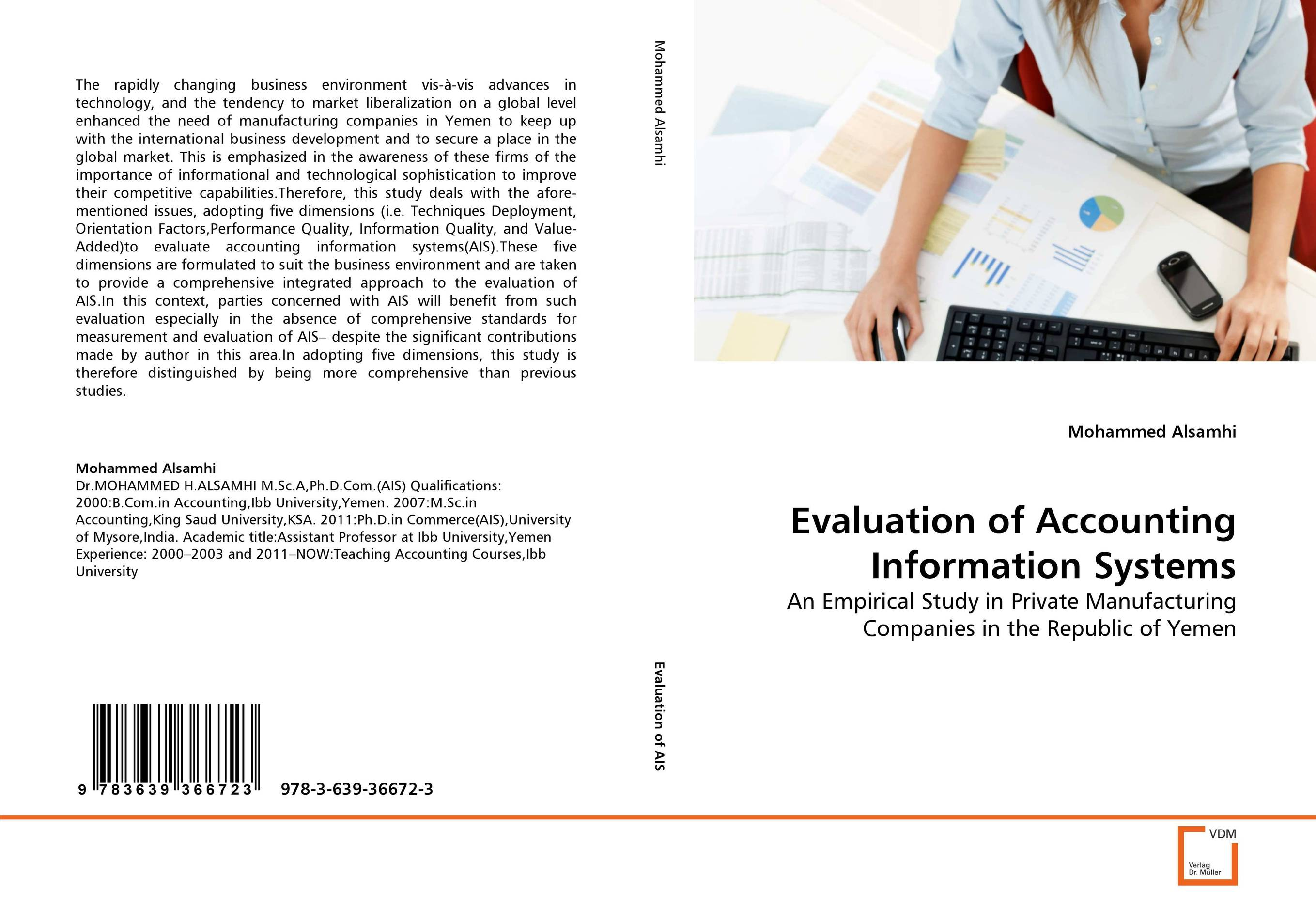 Evaluation of Accounting Information Systems  information technology and accounting curriculum in egypt