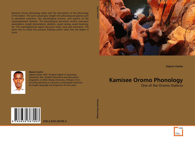 Kamisee Oromo Phonology the phonology and morpholohy of ulu muar malay