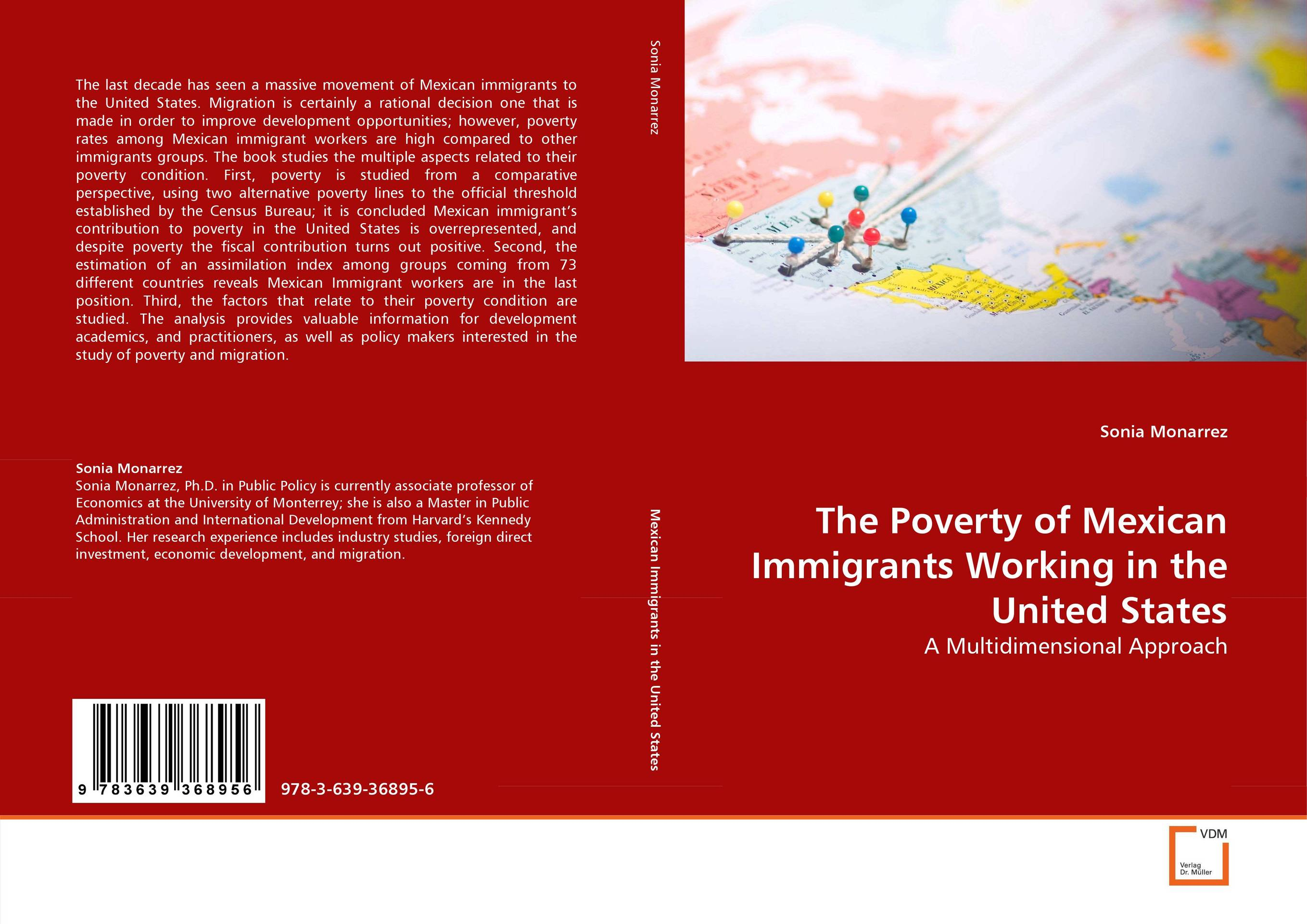 The Poverty of Mexican Immigrants Working in the United States united as one