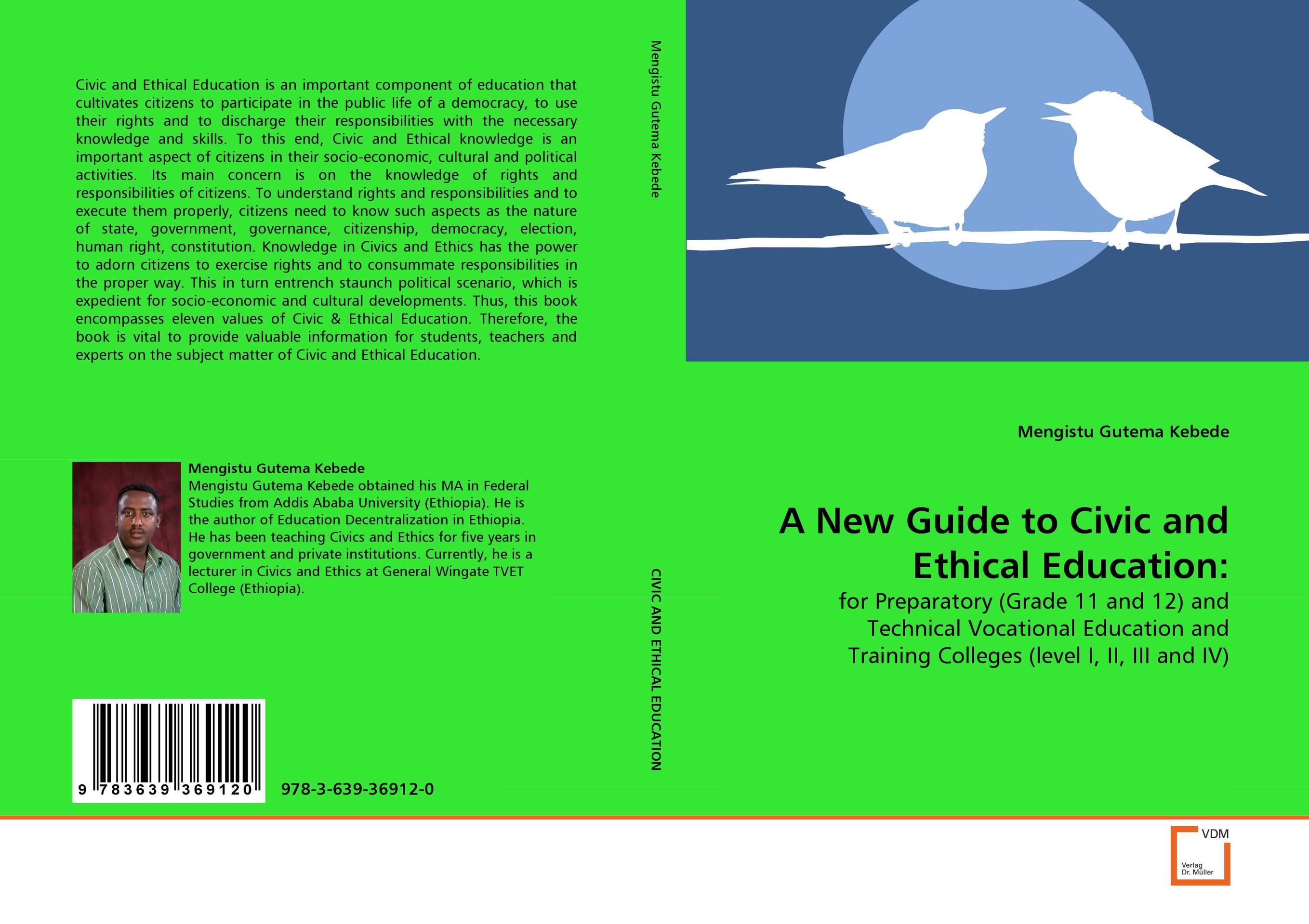 A New Guide to Civic and Ethical Education: sandra ammitzboll and charlotta hall rights with responsibilities