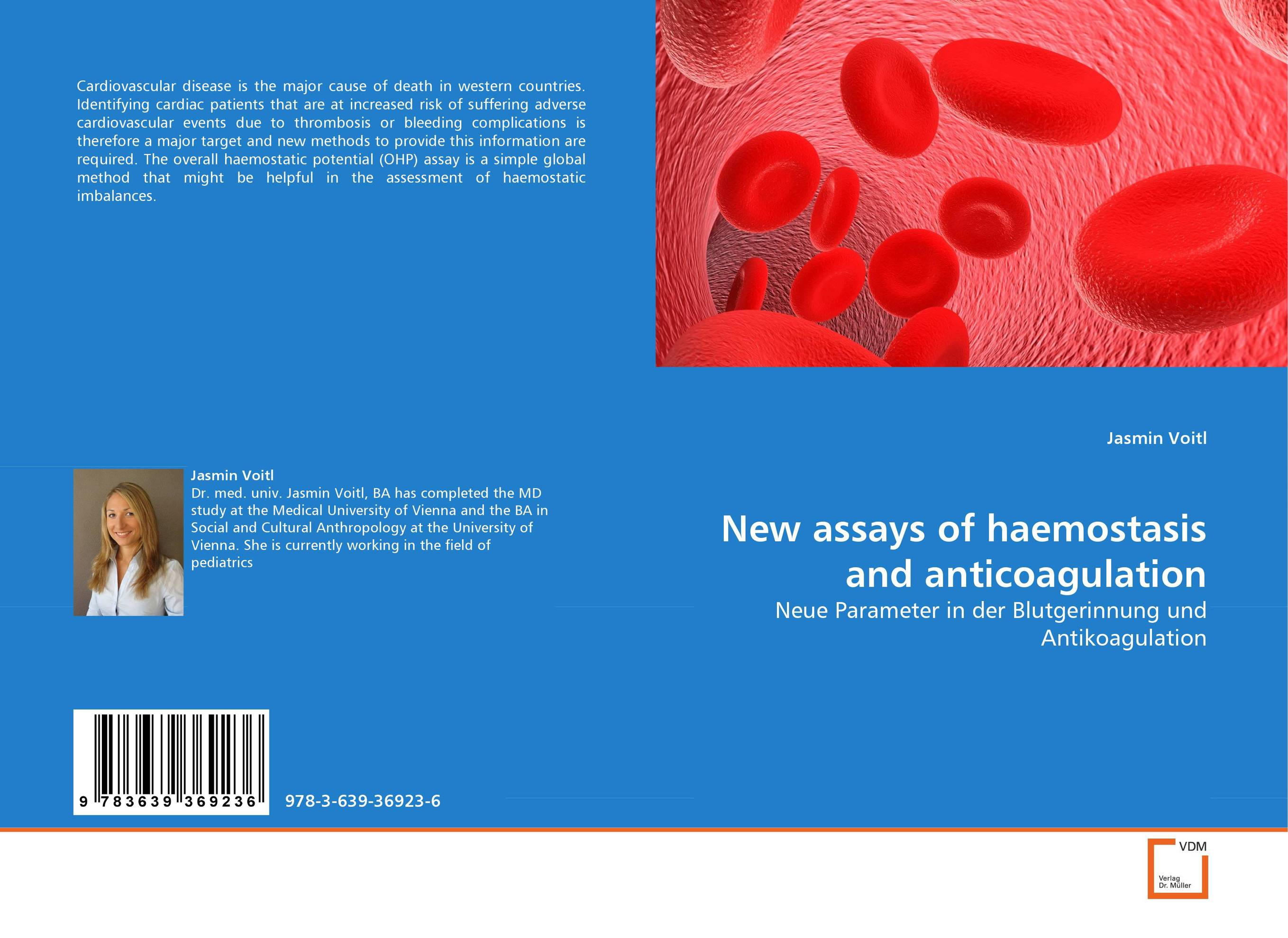 New assays of haemos...