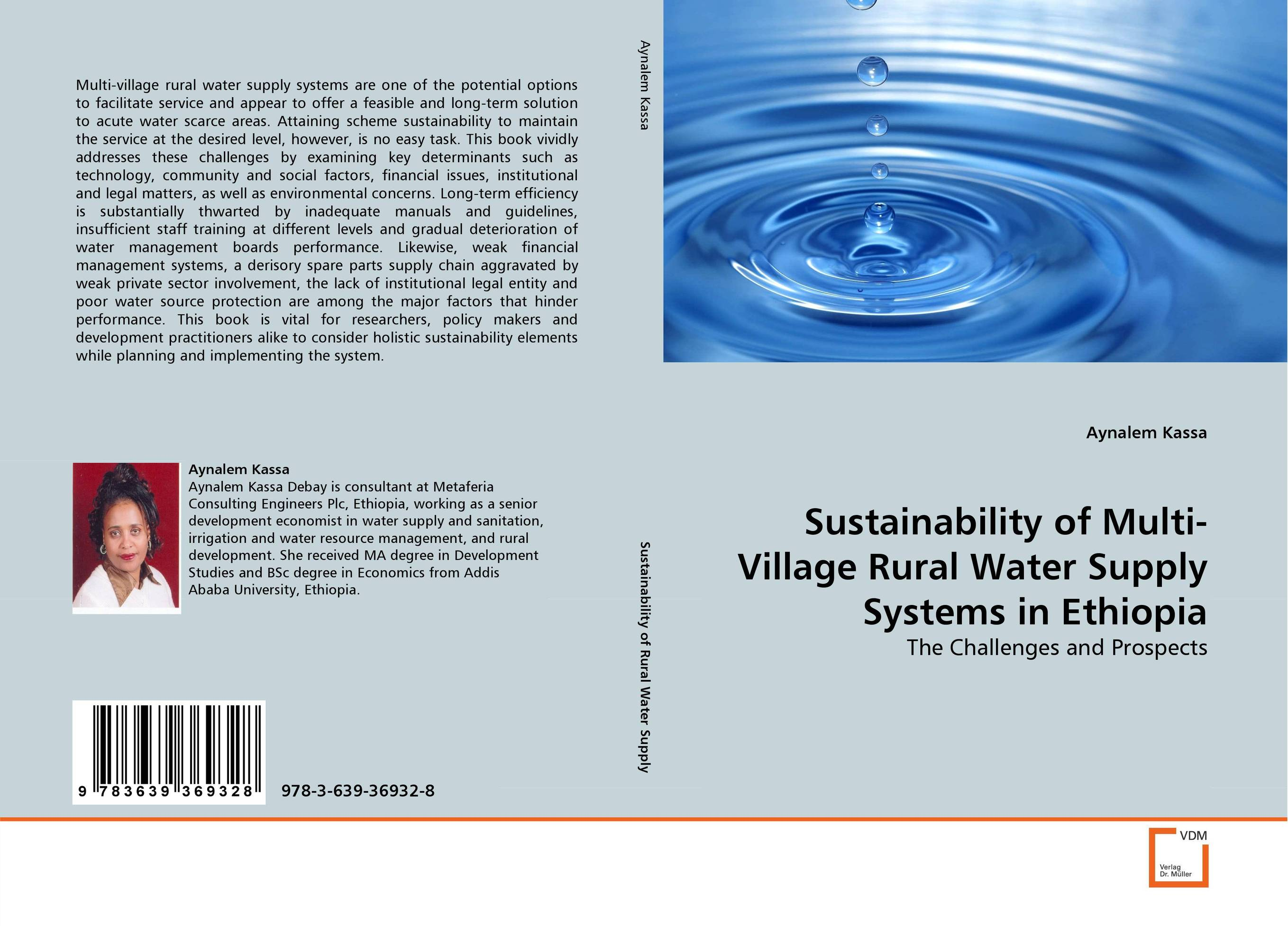 Sustainability of Multi-Village Rural Water Supply Systems in Ethiopia ashaba hannington indebtedness performance and sustainability
