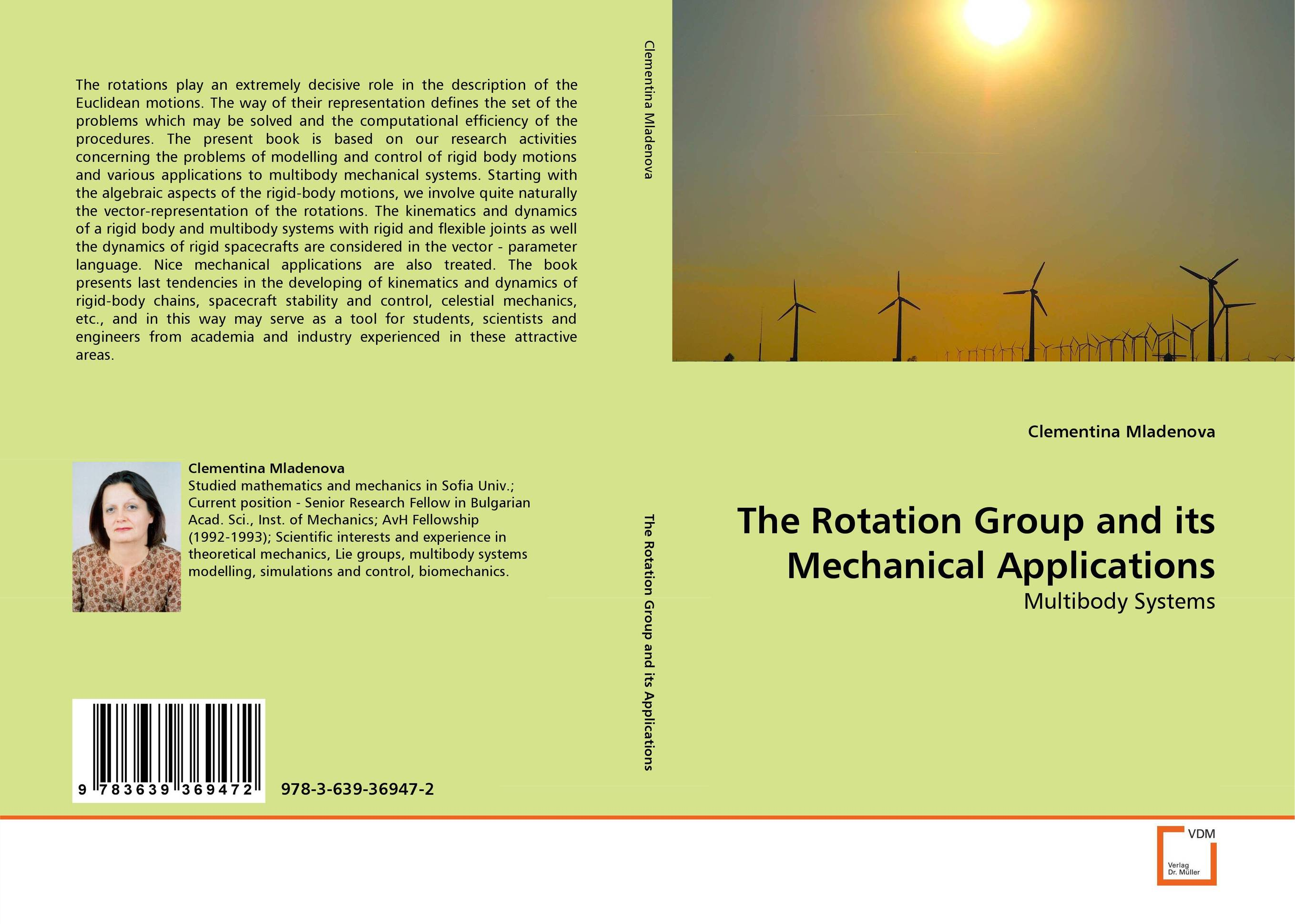 The Rotation Group and its Mechanical Applications