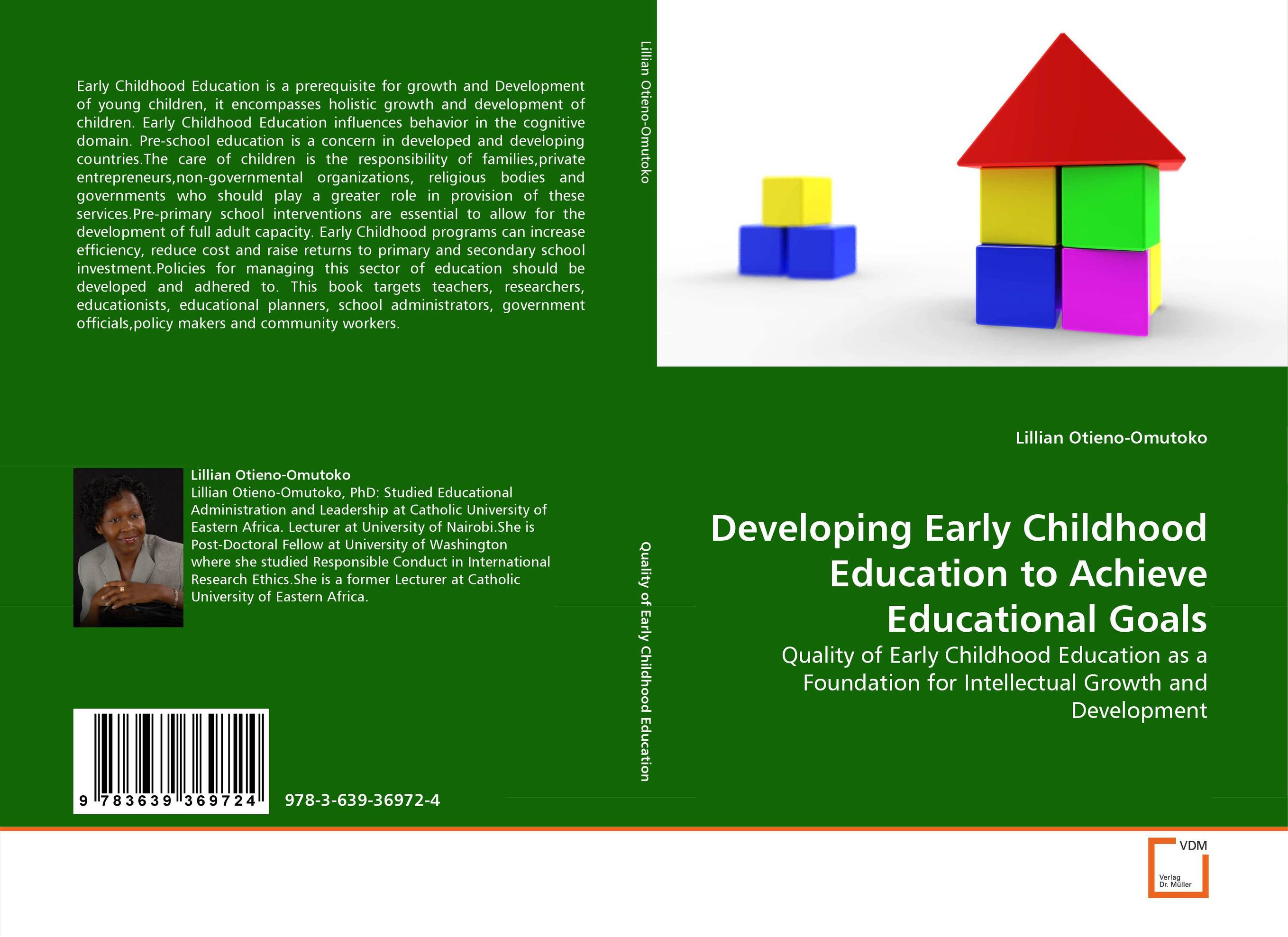 Фото Developing Early Childhood Education to Achieve Educational Goals