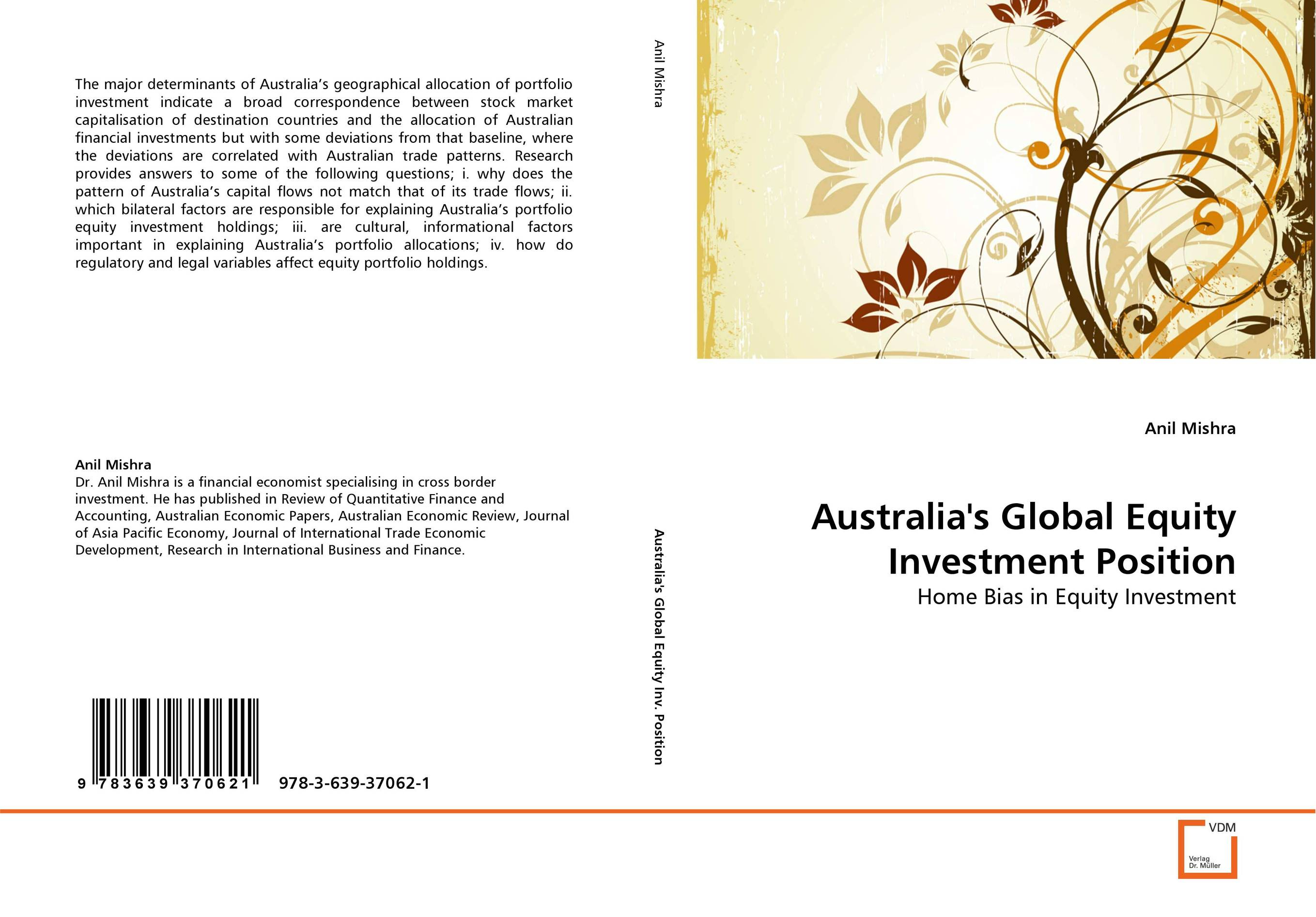 Australia''s Global Equity Investment Position sean casterline d investor s passport to hedge fund profits unique investment strategies for today s global capital markets