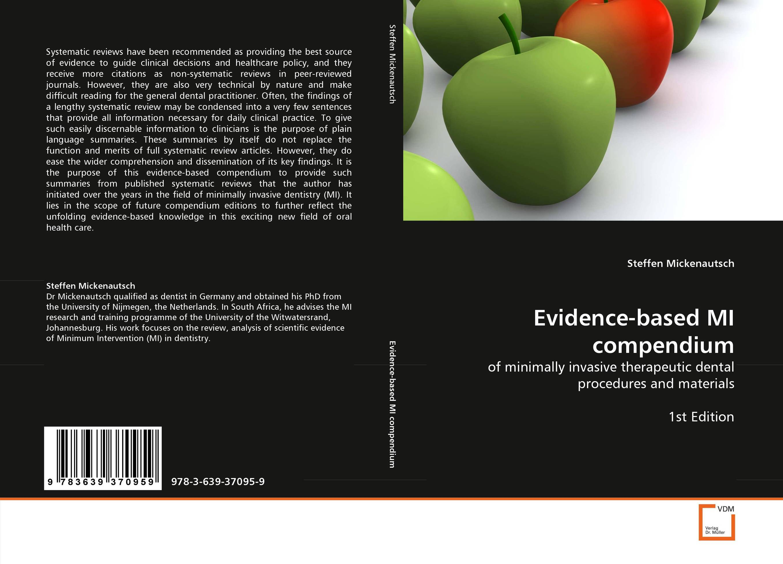 Evidence-based MI compendium compendium
