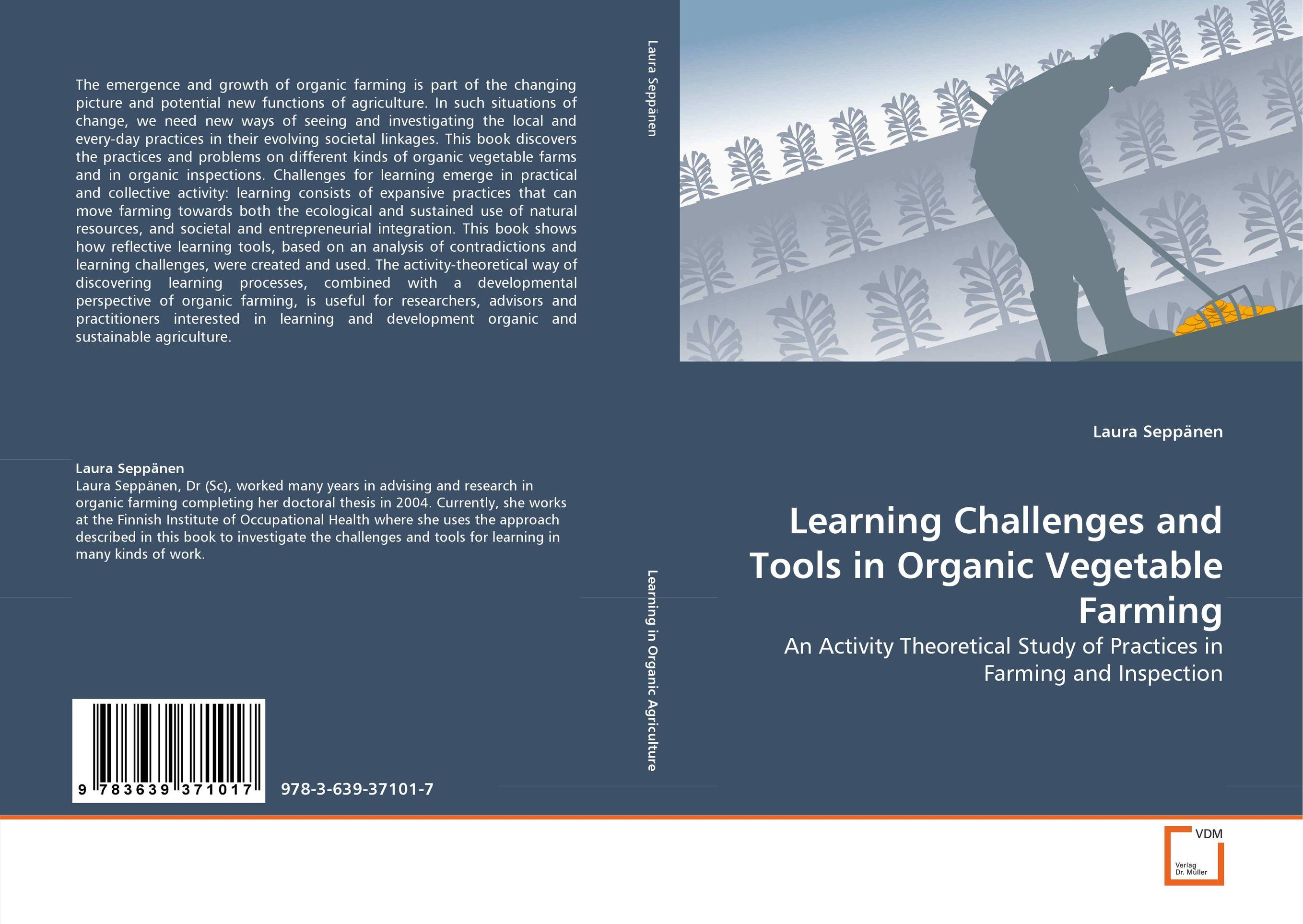 Learning Challenges and Tools in Organic Vegetable Farming j greer nano and giga challenges in microelectronics